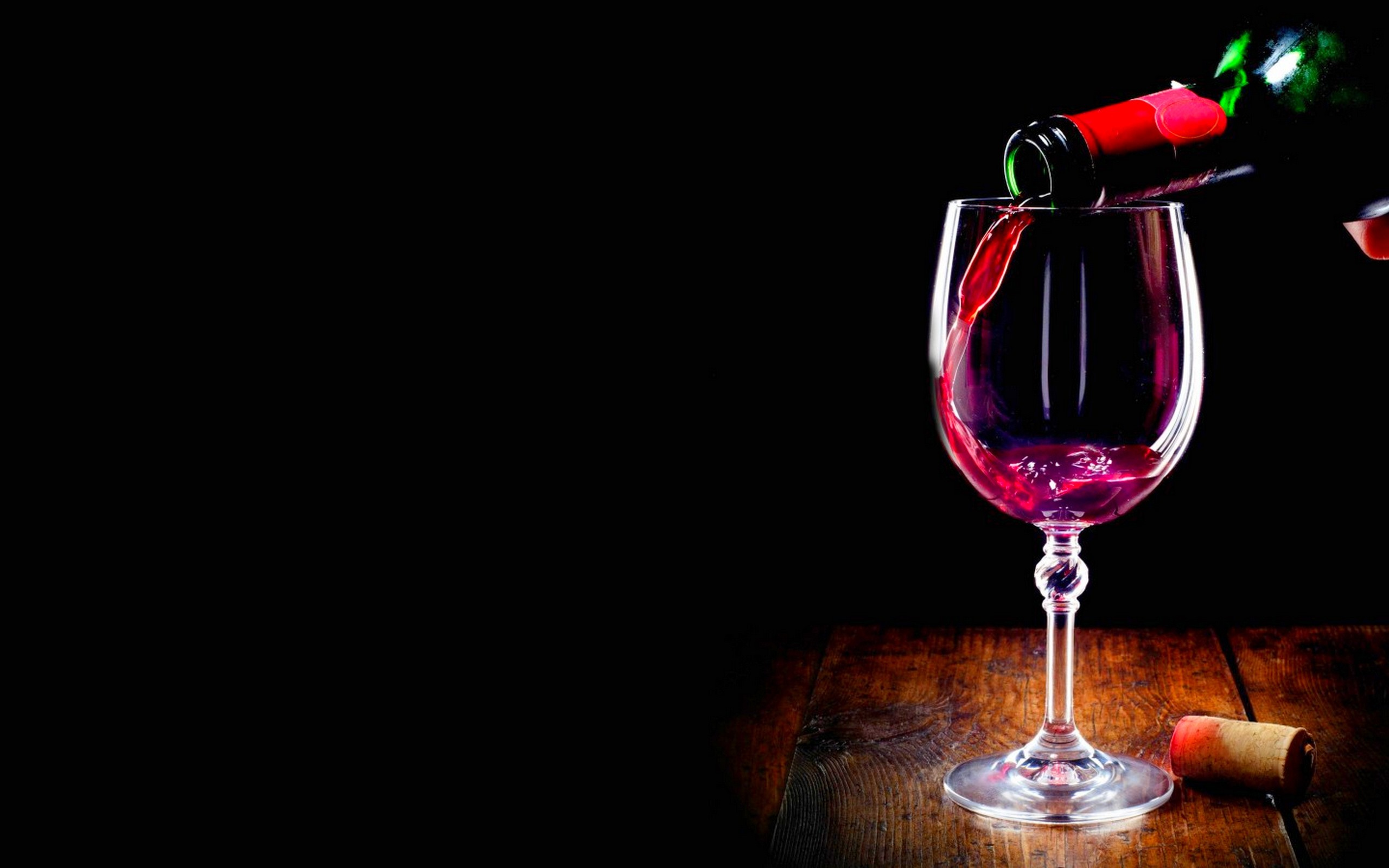 Res: 2560x1600, Red Wine Wide Wallpaper 62579