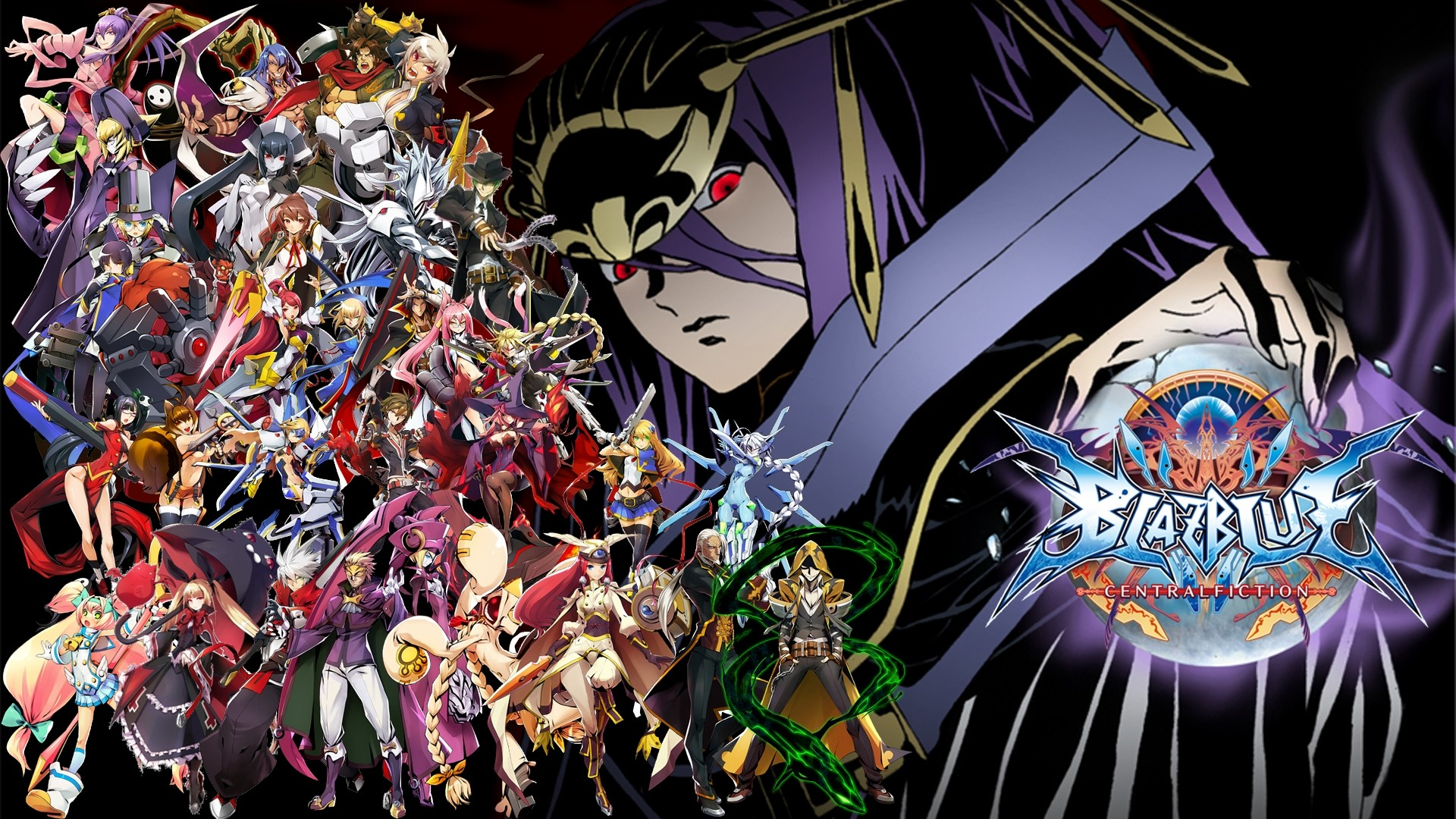 Res: 1920x1080, BlazBlue Centralfiction HD Wallpaper | Background Image |  |  ID:862946 - Wallpaper Abyss
