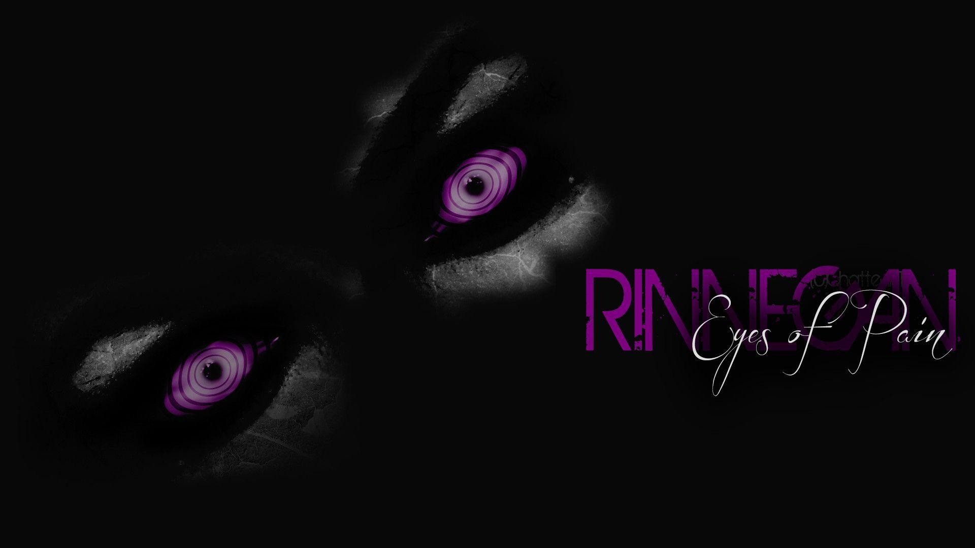 Res: 1920x1080, Rinnegan: Eyes of Pain by ChatteArt on DeviantArt