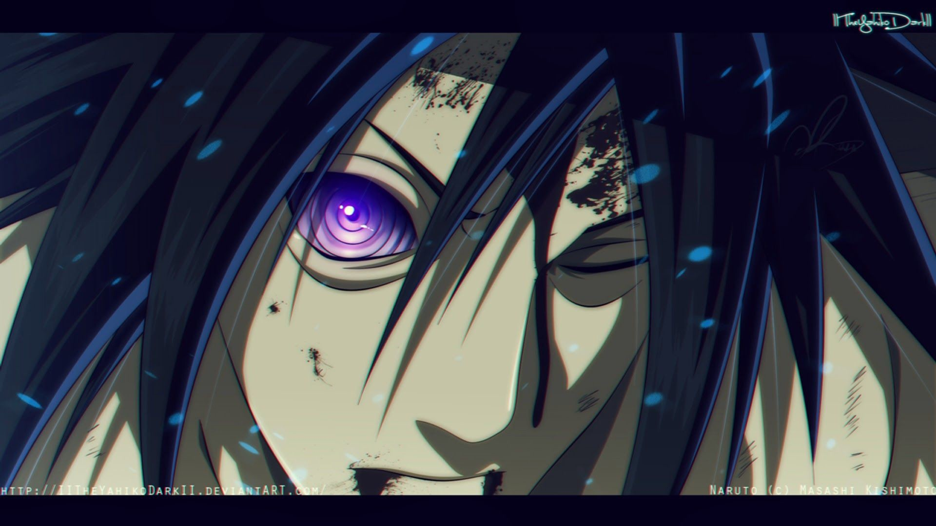 Res: 1920x1080, rinnegan ...