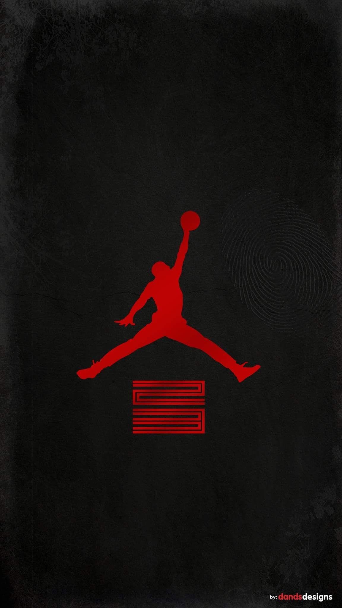 Res: 1152x2048, Michael Jordan Logo, Michael Jordan Pictures, Jordan Logo Wallpaper, Nike  Wallpaper, Kobe