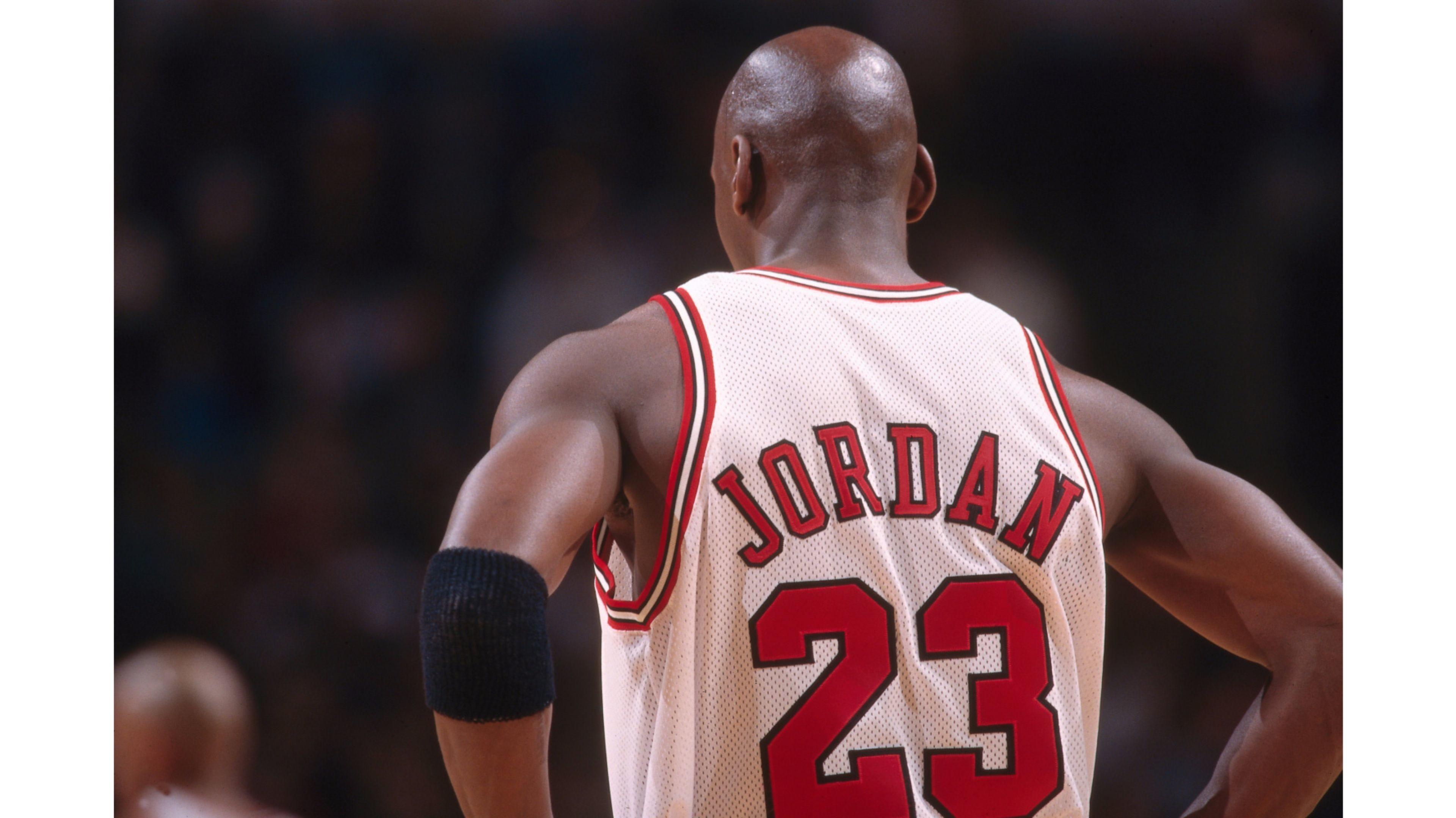 Res: 3840x2160,  Jordan 23 Michael Jordan 4K Wallpaper · Download · Normal