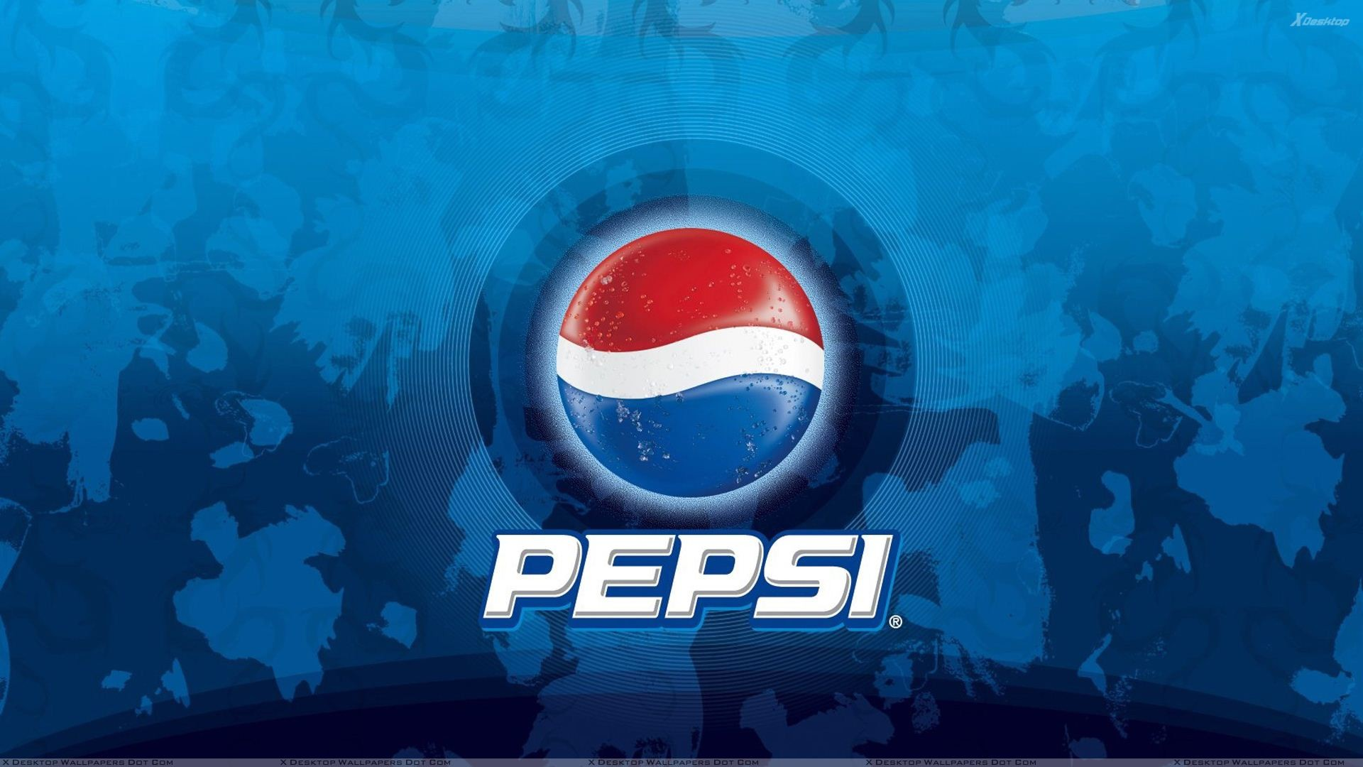 "Res: 1920x1080, You are viewing wallpaper titled ""Pepsi Logo ..."