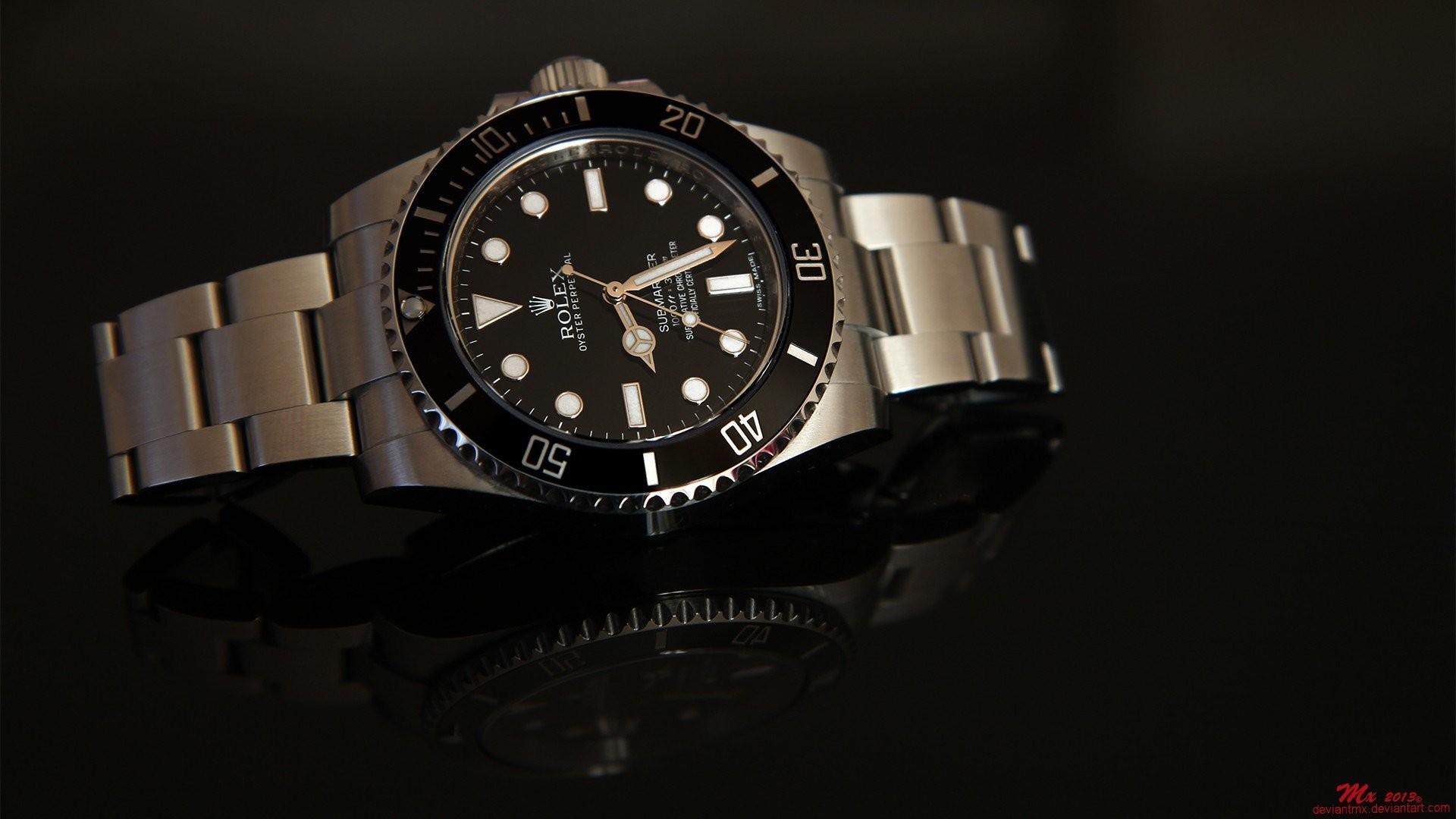 Res: 1920x1080, Rolex Wallpaper Clock