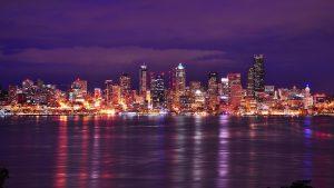 Seattle Skyline wallpapers