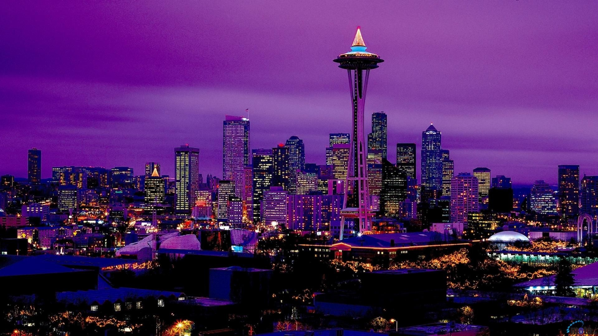 Res: 1920x1080, HD Seattle Skyline Wallpapers, 42 Desktop Images of Seattle