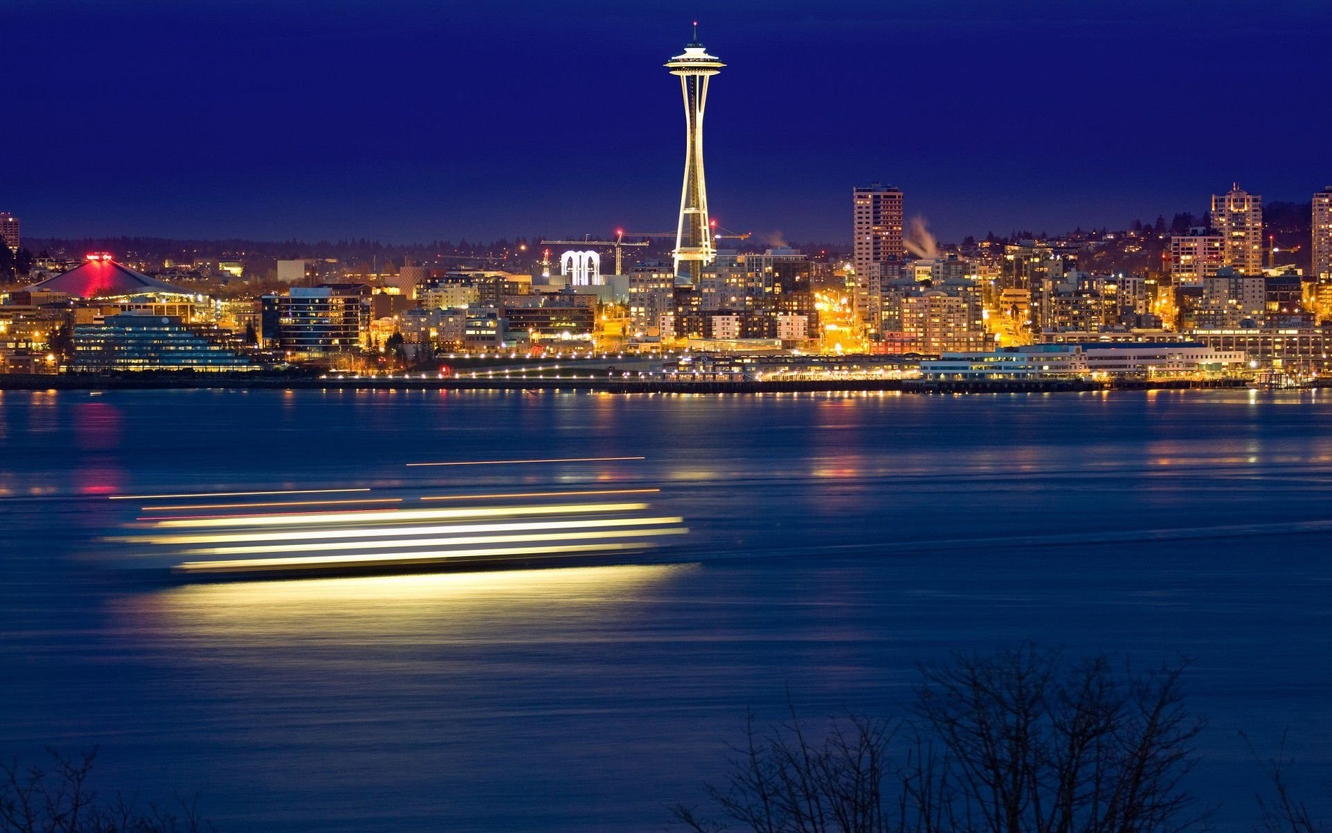 Res: 1920x1200, Download Wallpaper · seattle skyline wallpaper #689153