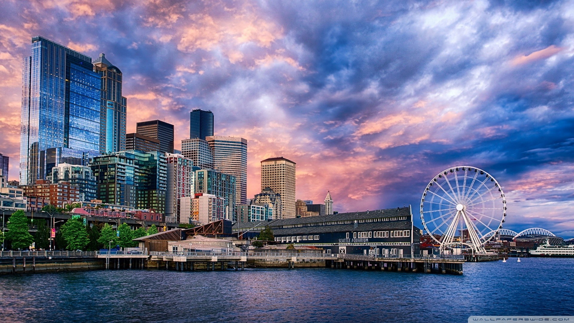 Res: 1920x1080, Seattle Widescreen Wallpapers Images