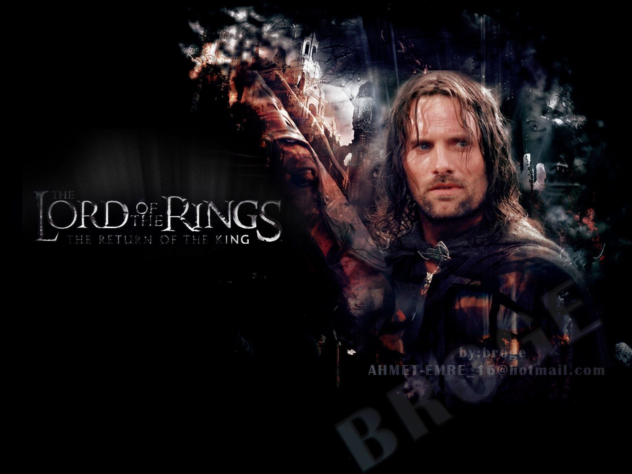 Res: 2048x1536, aragorn - Lord of the Rings Wallpaper (13367910) - Fanpop