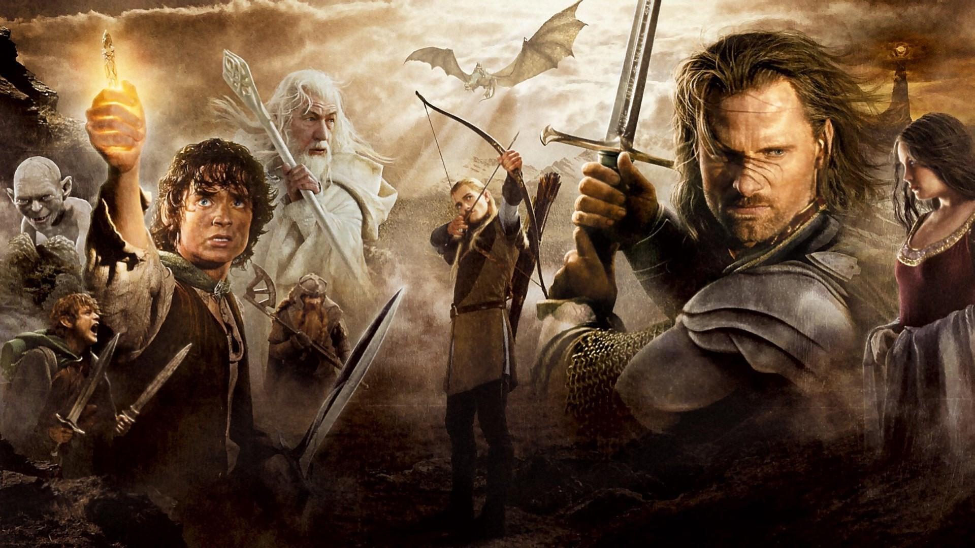Res: 1920x1080, Aragorn Wallpaper Full HD