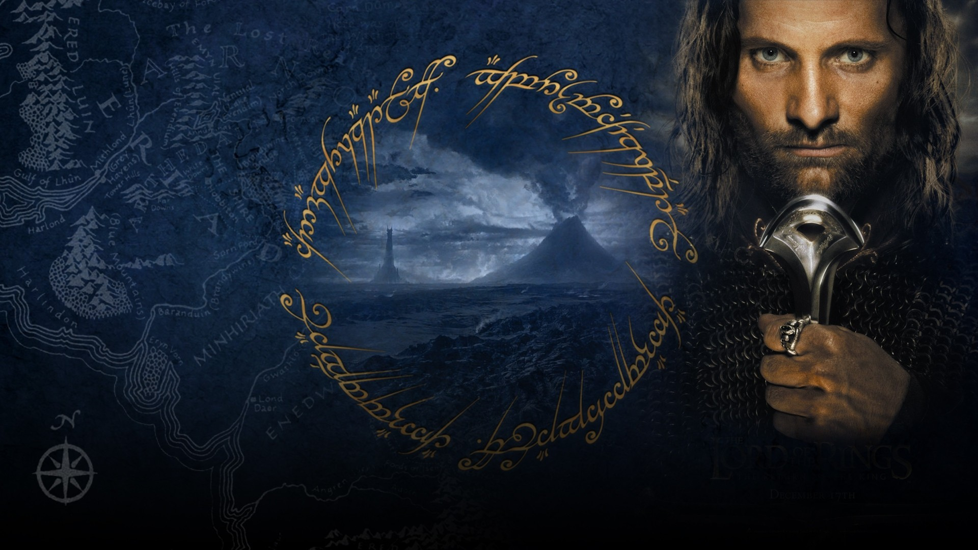 Res: 1920x1080, The Lord of the Rings: The Return of the King Wallpaper, Wallpaper from the