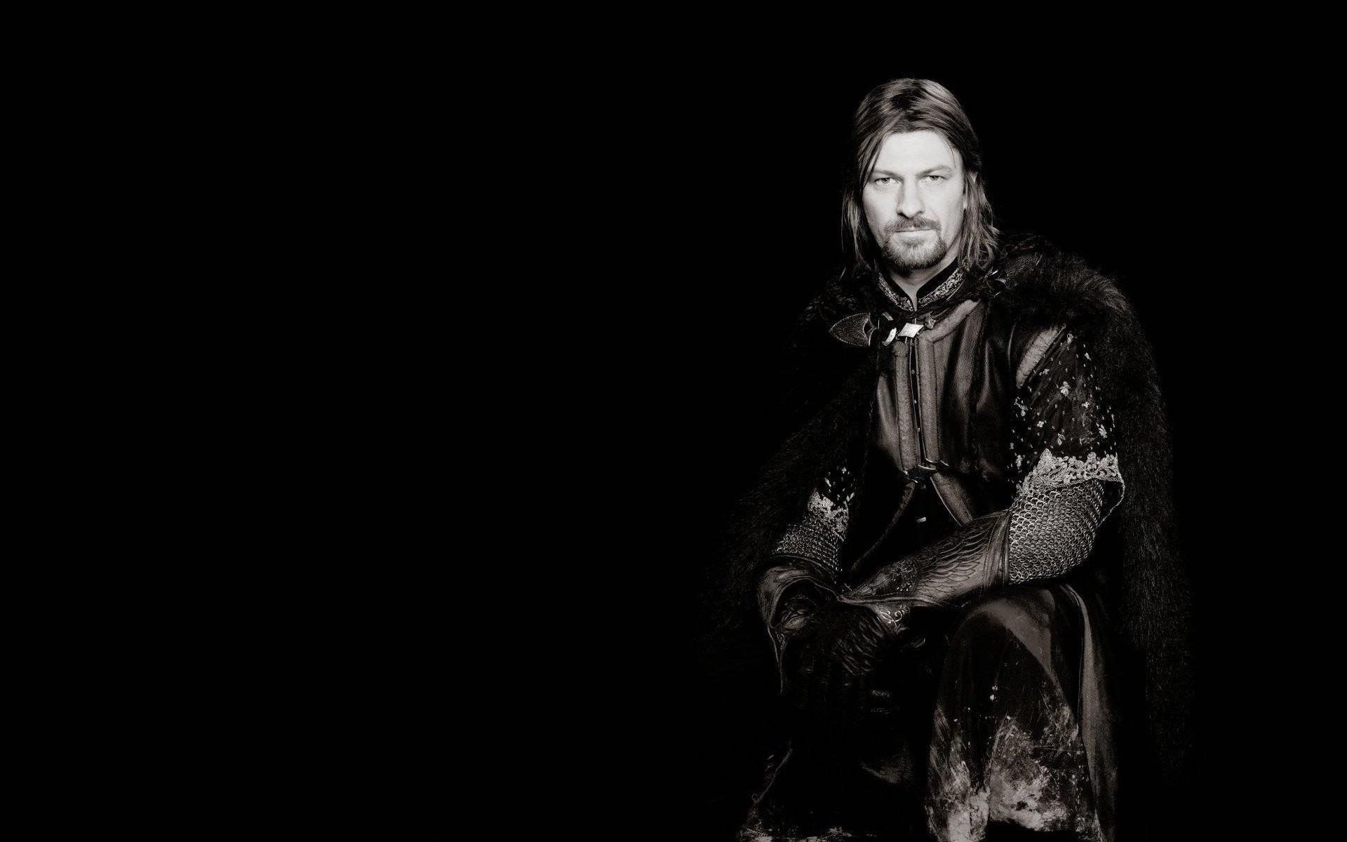 Res: 1920x1200, Aragorn Black Background