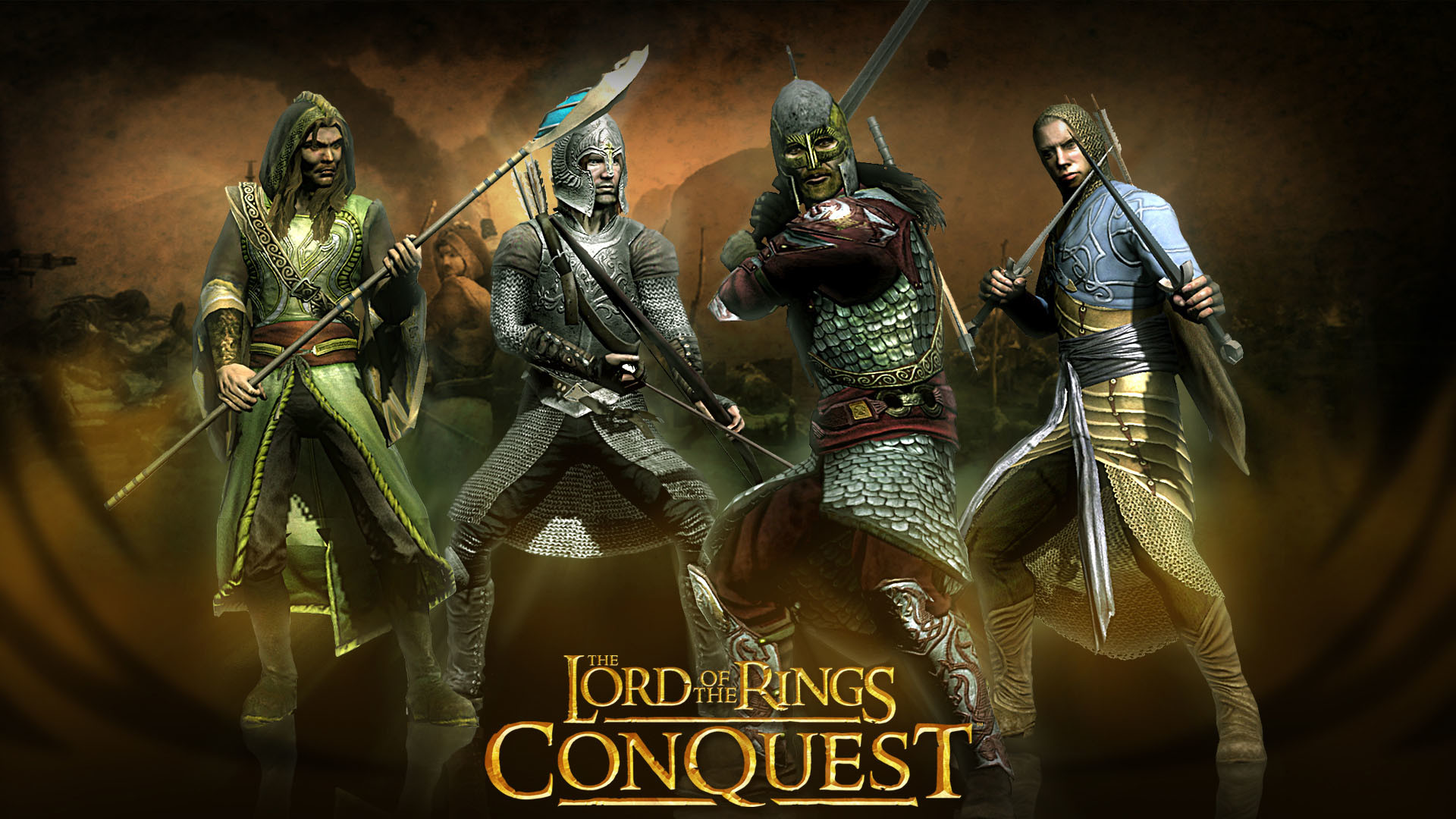 Res: 1920x1080, Lord-of-the-rings-conquest-wallpaper-hd-1.jpg