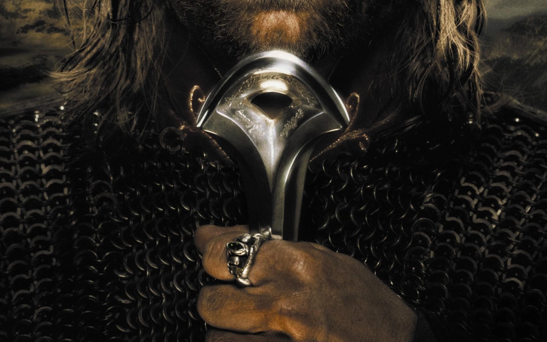 Res: 1920x1200, Filme der Herr der Ringe Aragorn Viggo Mortensen Filmplakate Poster die  Rückkehr des Königs