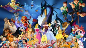 Disney Characters wallpapers