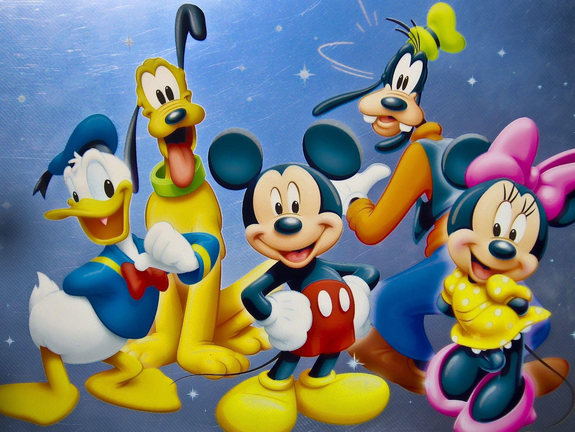 Res: 1966x1478, Disney Character Wallpapers HD Desktop.