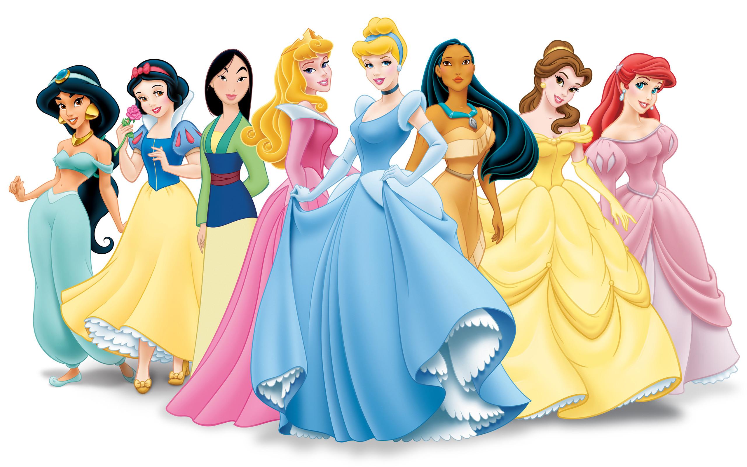 Res: 2560x1600, Beautiful Disney Princess Wallpaper