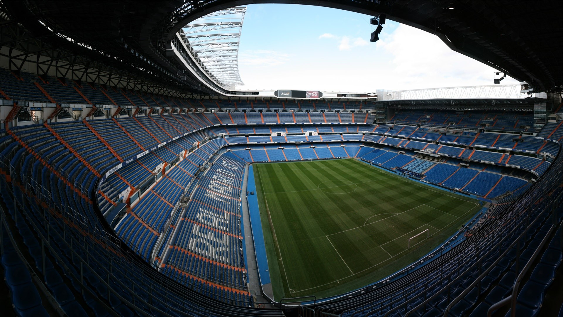 Res: 1920x1080, Real Madrid Stadium wallpapers hd