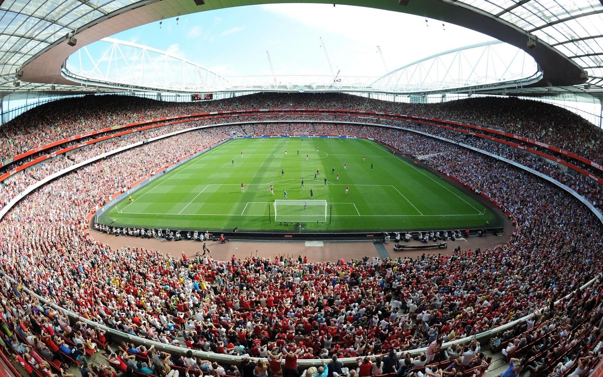 Res: 1920x1200, Arsenal Emirates Stadium Wallpaper High Quality Resolution