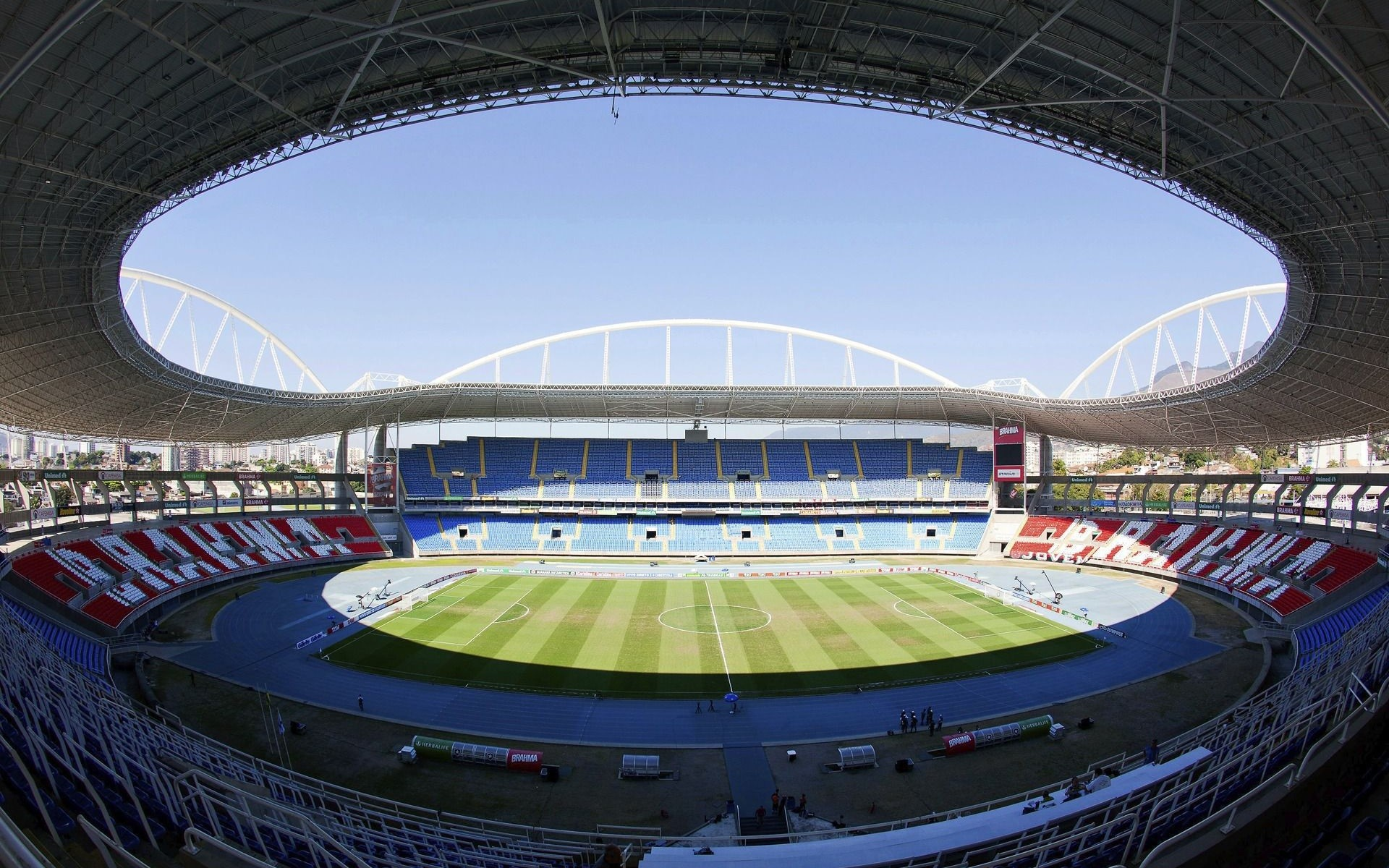 Res: 1920x1200, Football World Cup 2014 Stadium in Brazil | HD Wallpapers