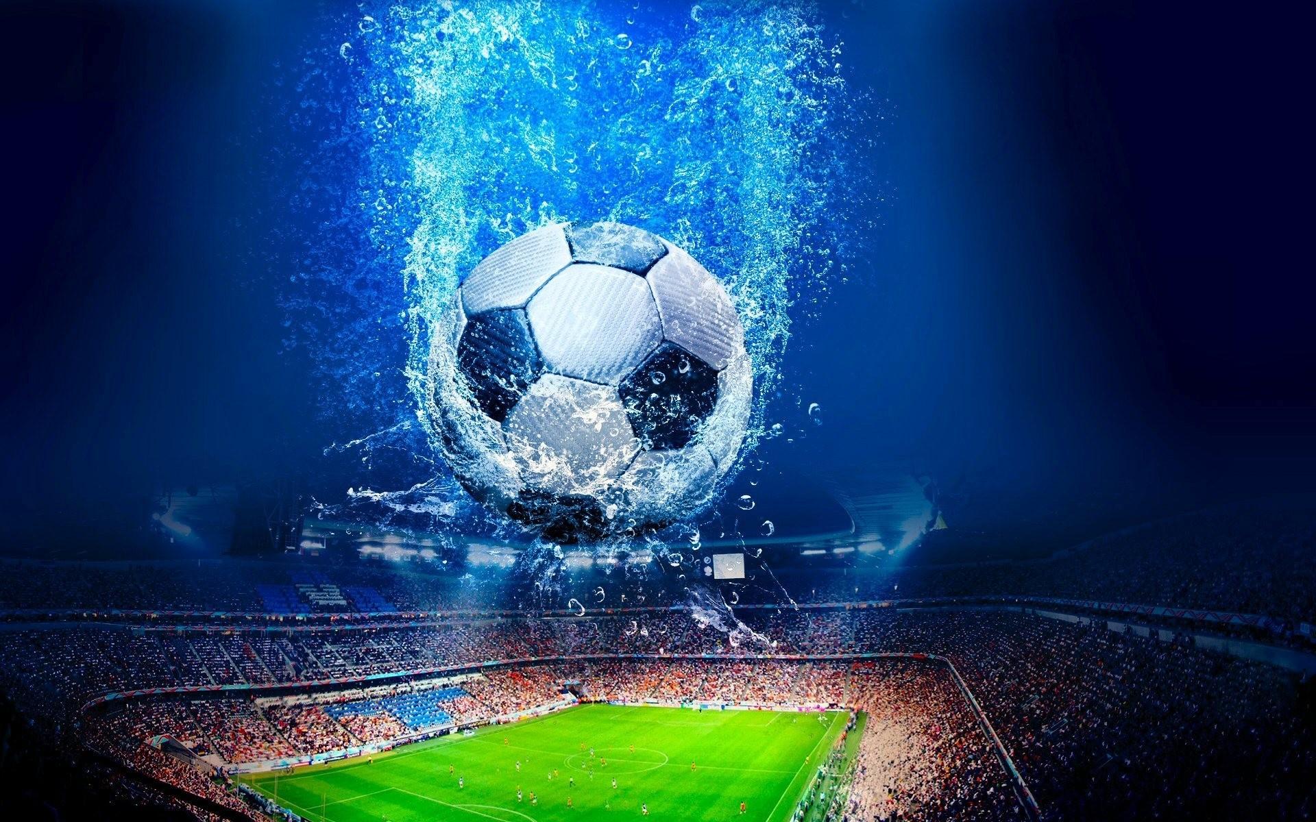 Res: 1920x1200, Fantasy Football Stadium Wallpaper