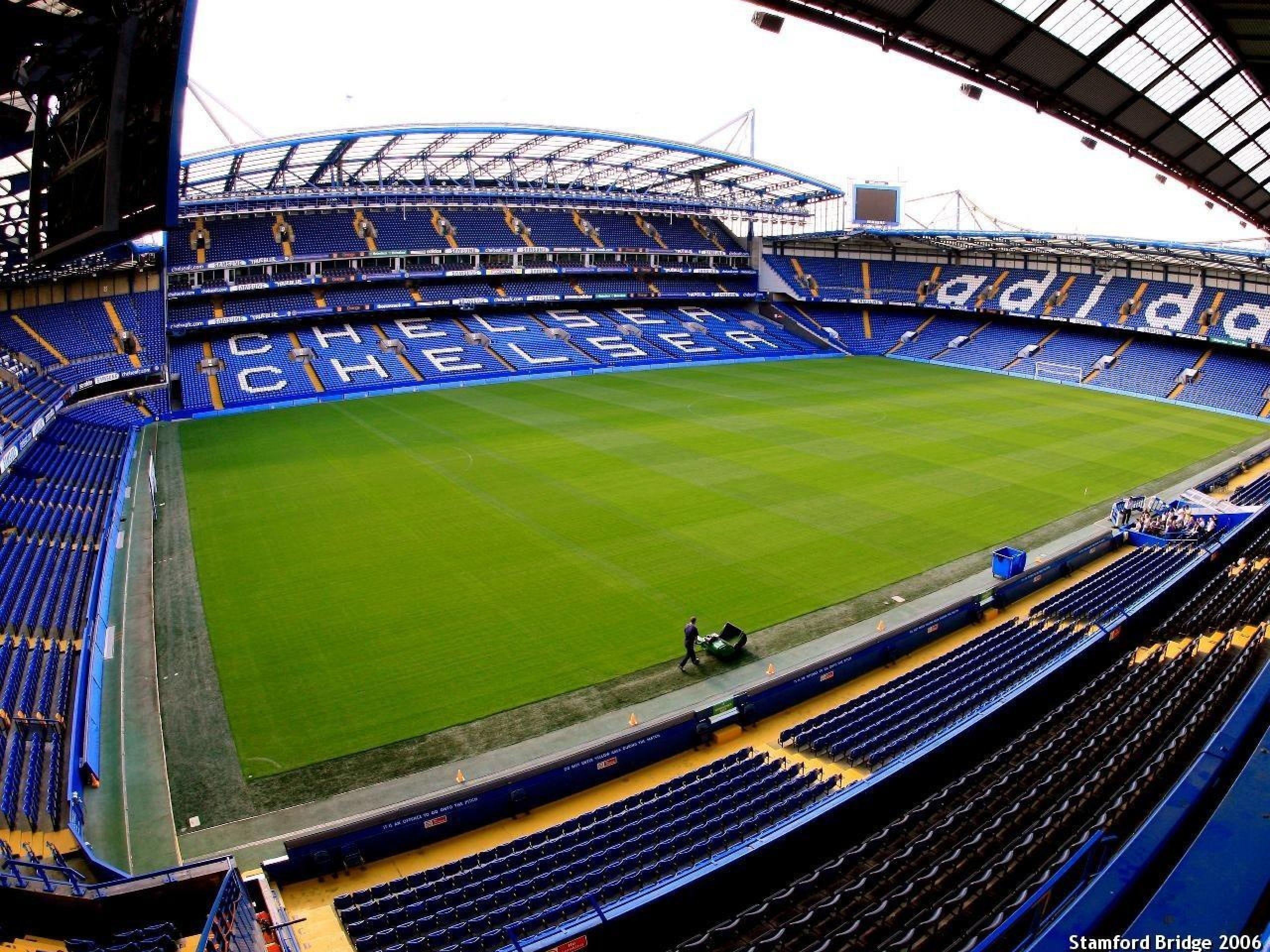 Res: 2560x1920, Chelsea Stadium Wallpaper
