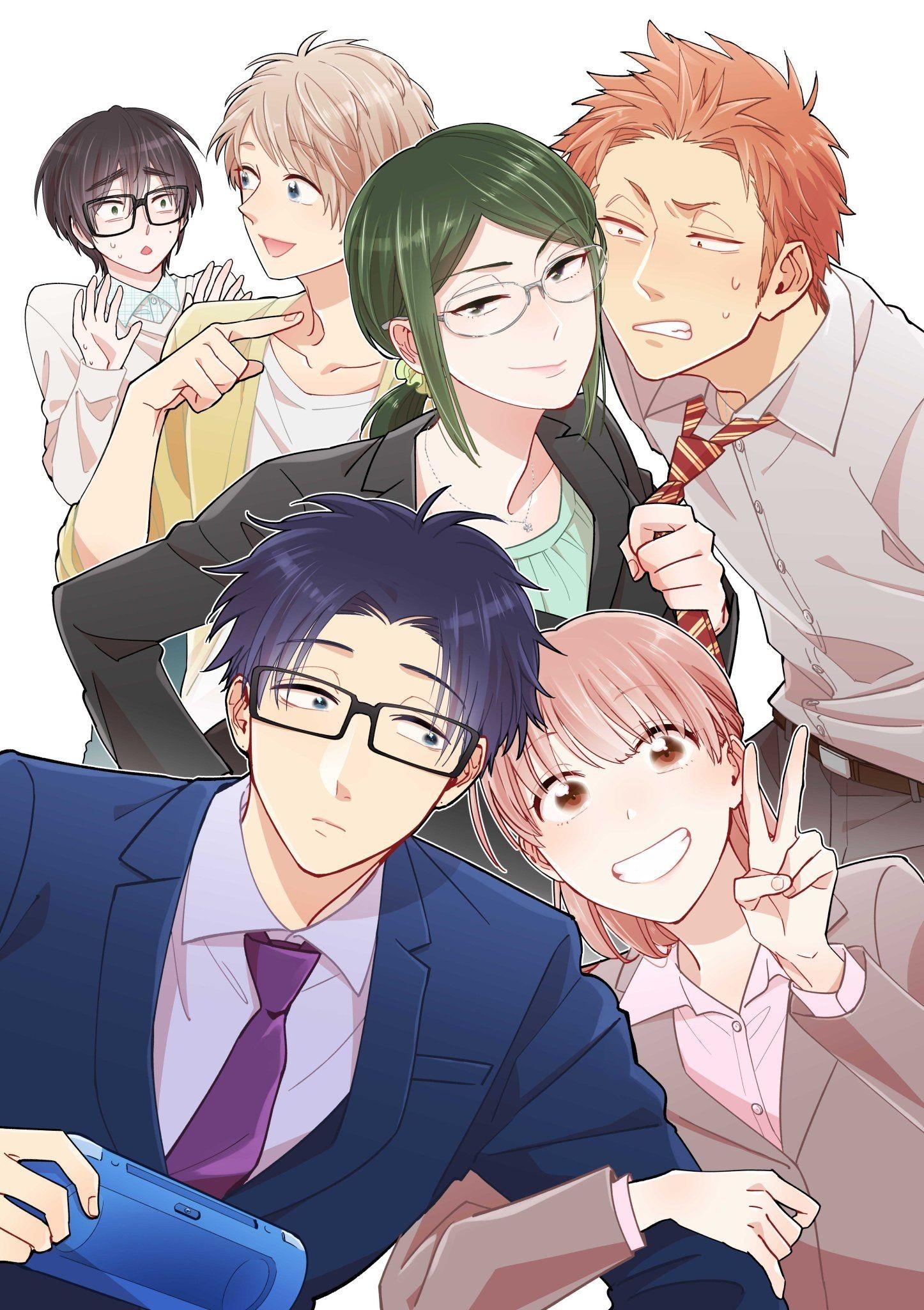 Res: 1446x2048, Wotaku ni Koi wa Muzukashii (Love Is Hard For An Otaku) - Zerochan .