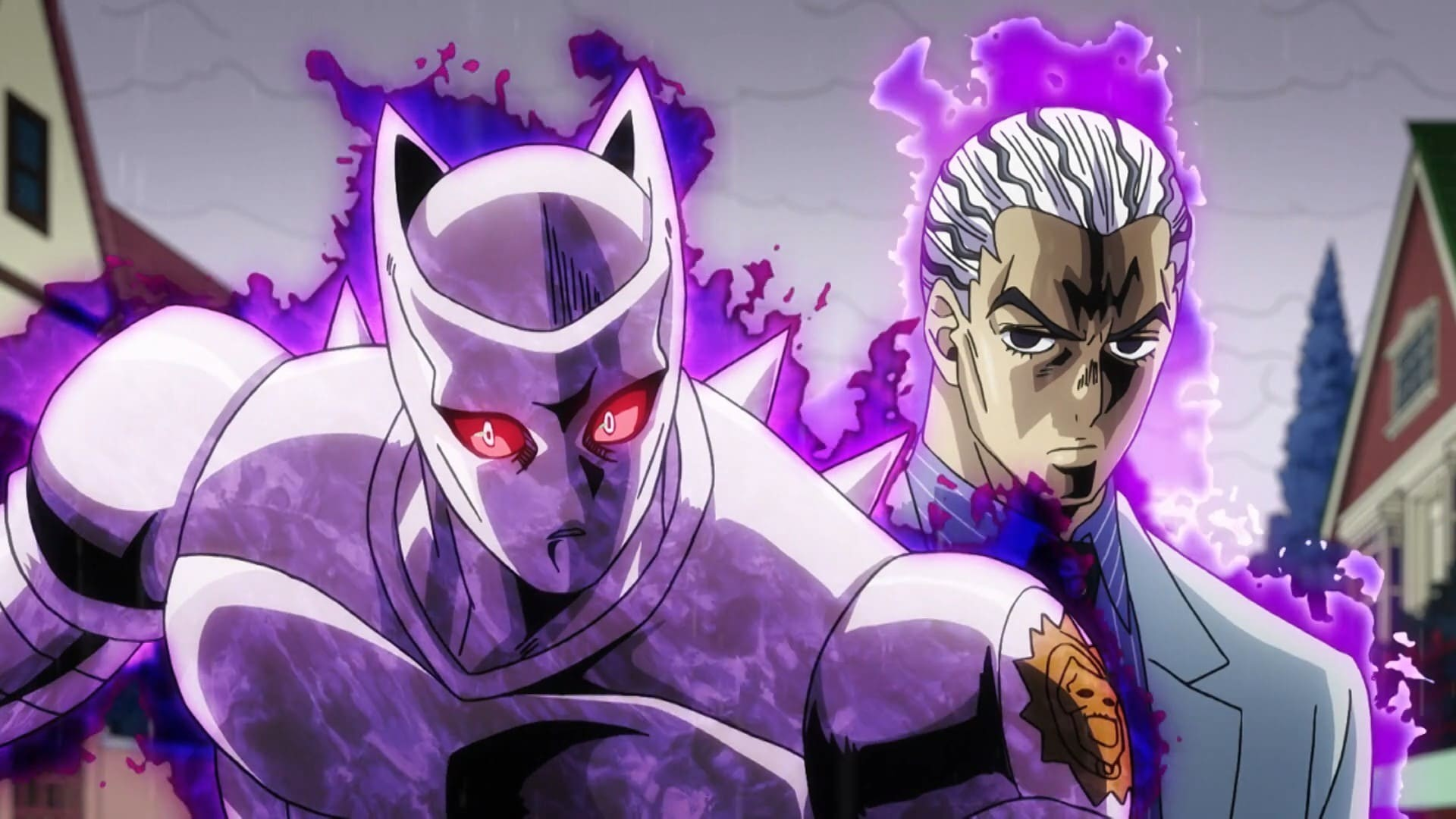 Res: 1920x1080, Otaku, Fictional Character, Supervillain, Fiction, Purple HD Wallpaper,  Music Picture, Background and Image