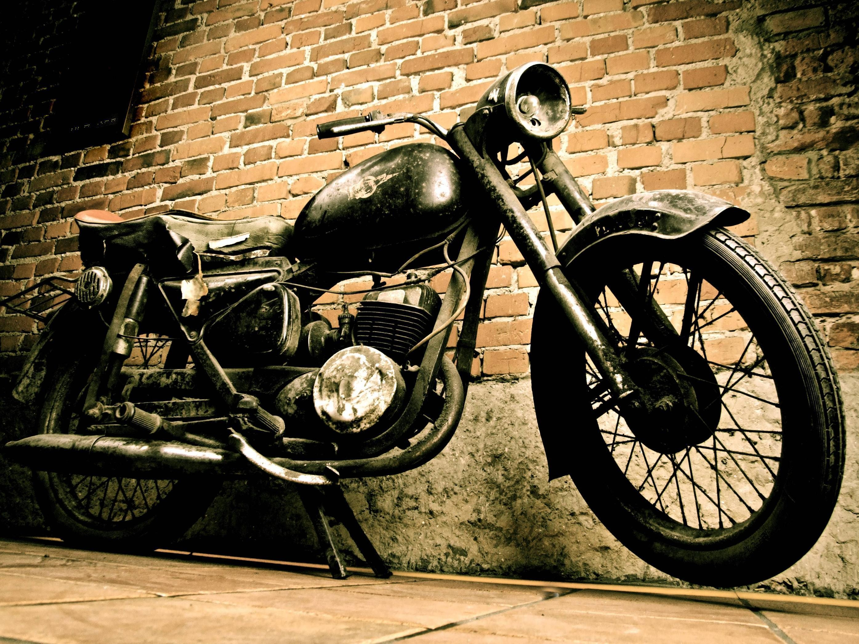 Res: 2790x2093, Old Motorcycles | MotoCircle