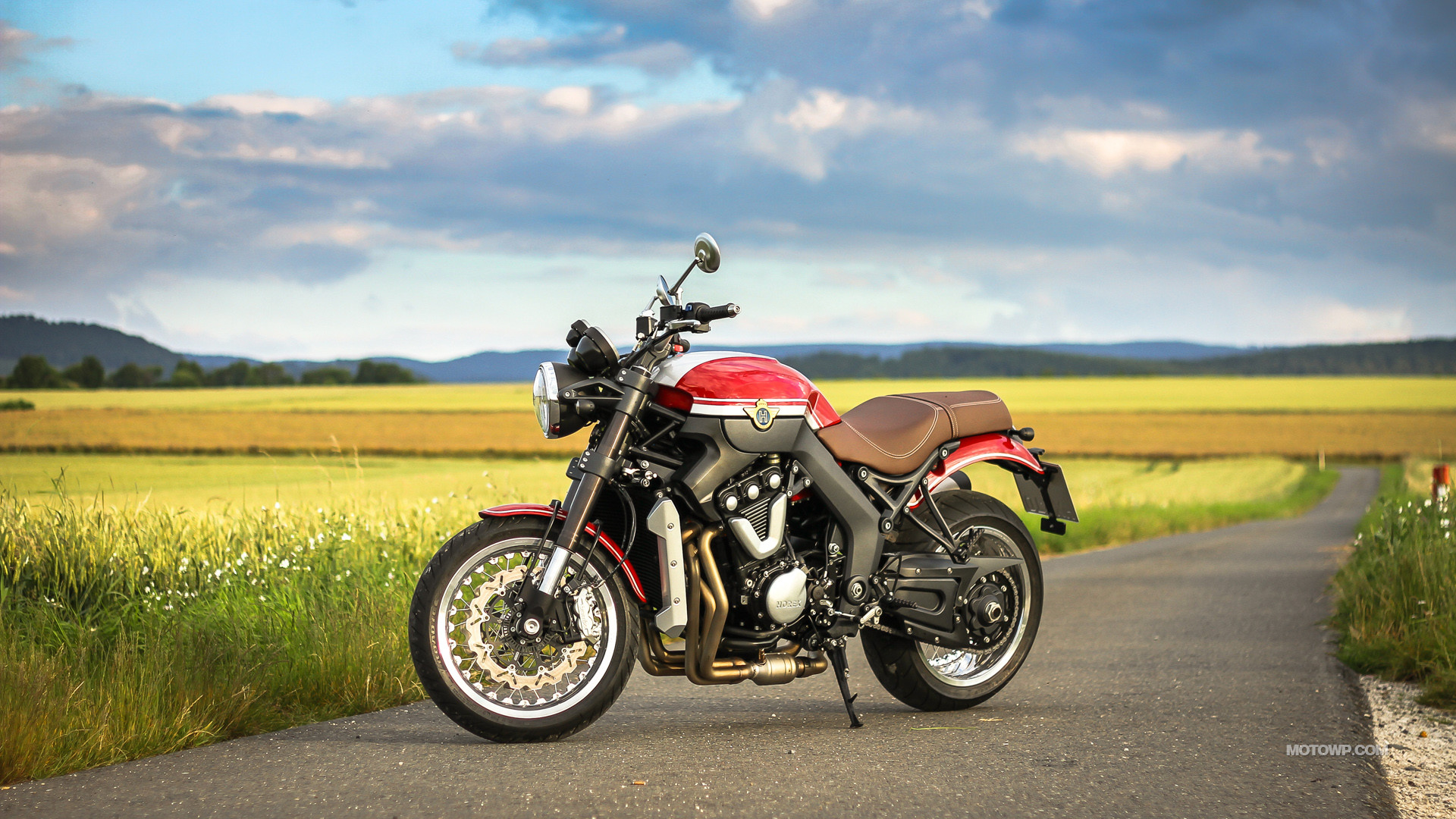 Res: 1920x1080, Motorcycle wallpapers Horex VR6 Classic - 2014 - Motorcycles wallpapers