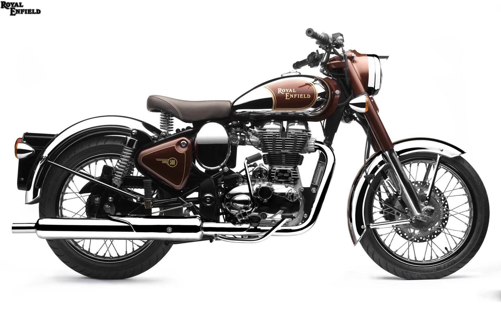 Res: 1920x1200, Royal Enfield Classic Chrome Wallpapers For Free Download