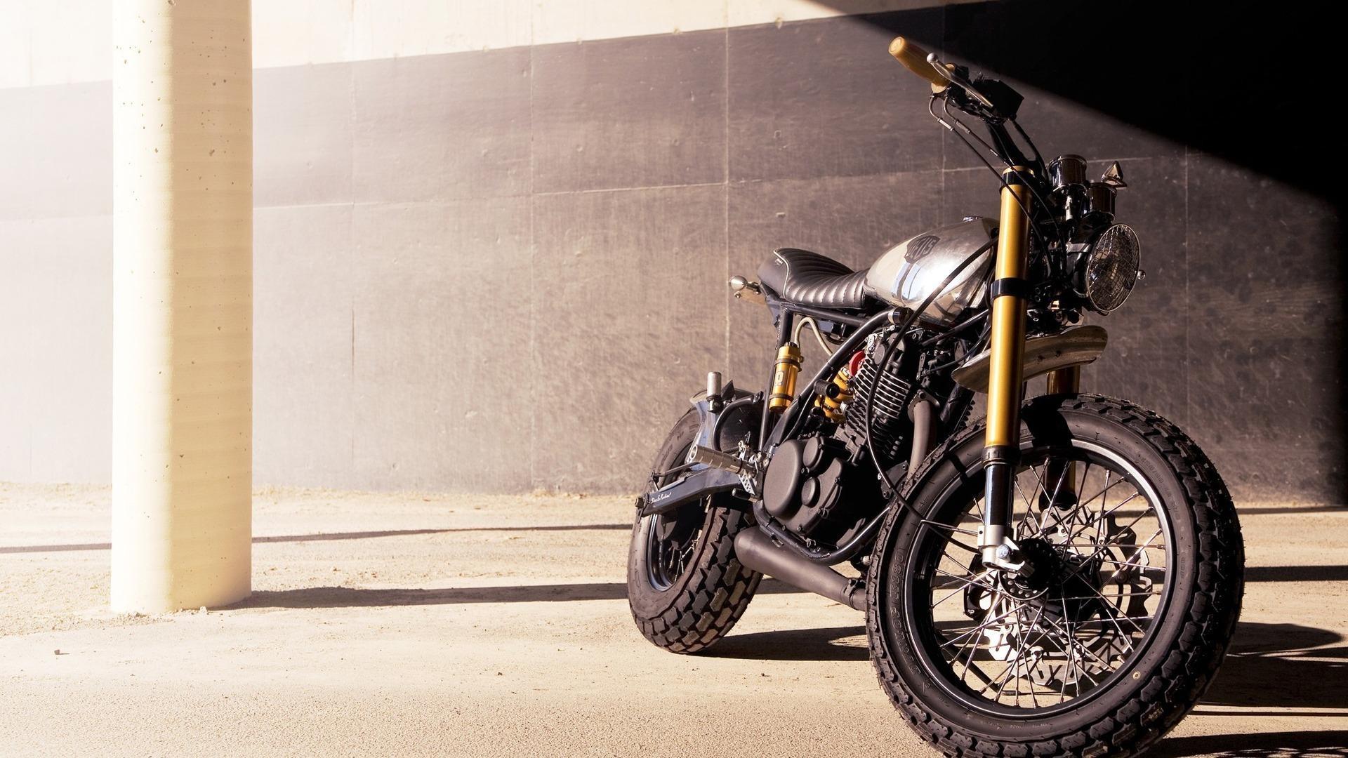 Res: 1920x1080, vintage motorcycle ...