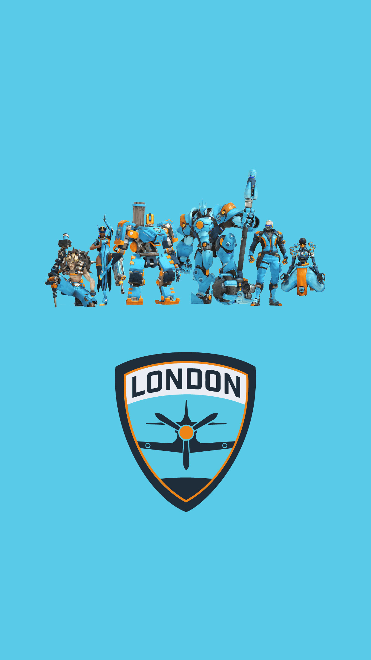 Res: 1242x2208, Overwatch League London Spitfire Wallpapers - Album on Imgur