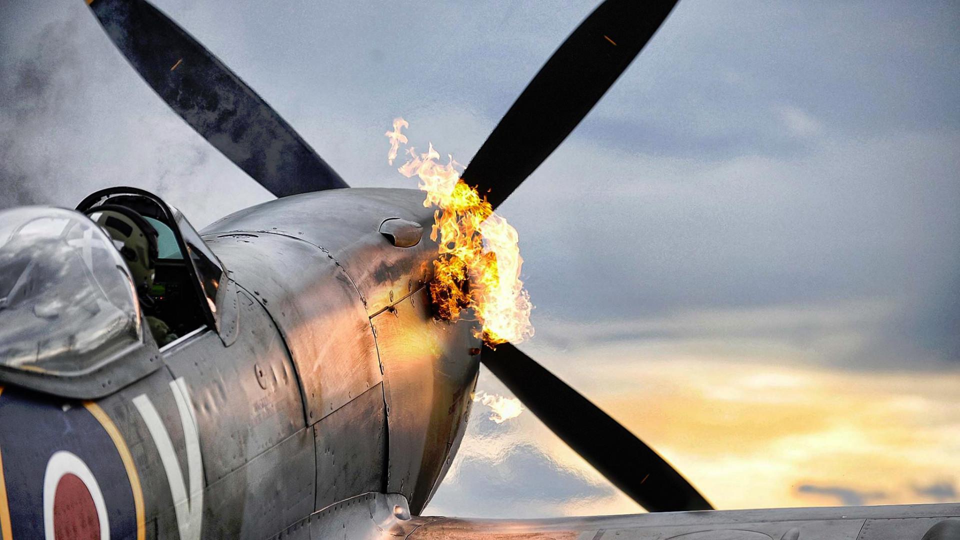 Res: 1920x1080, Spitfire [] ...