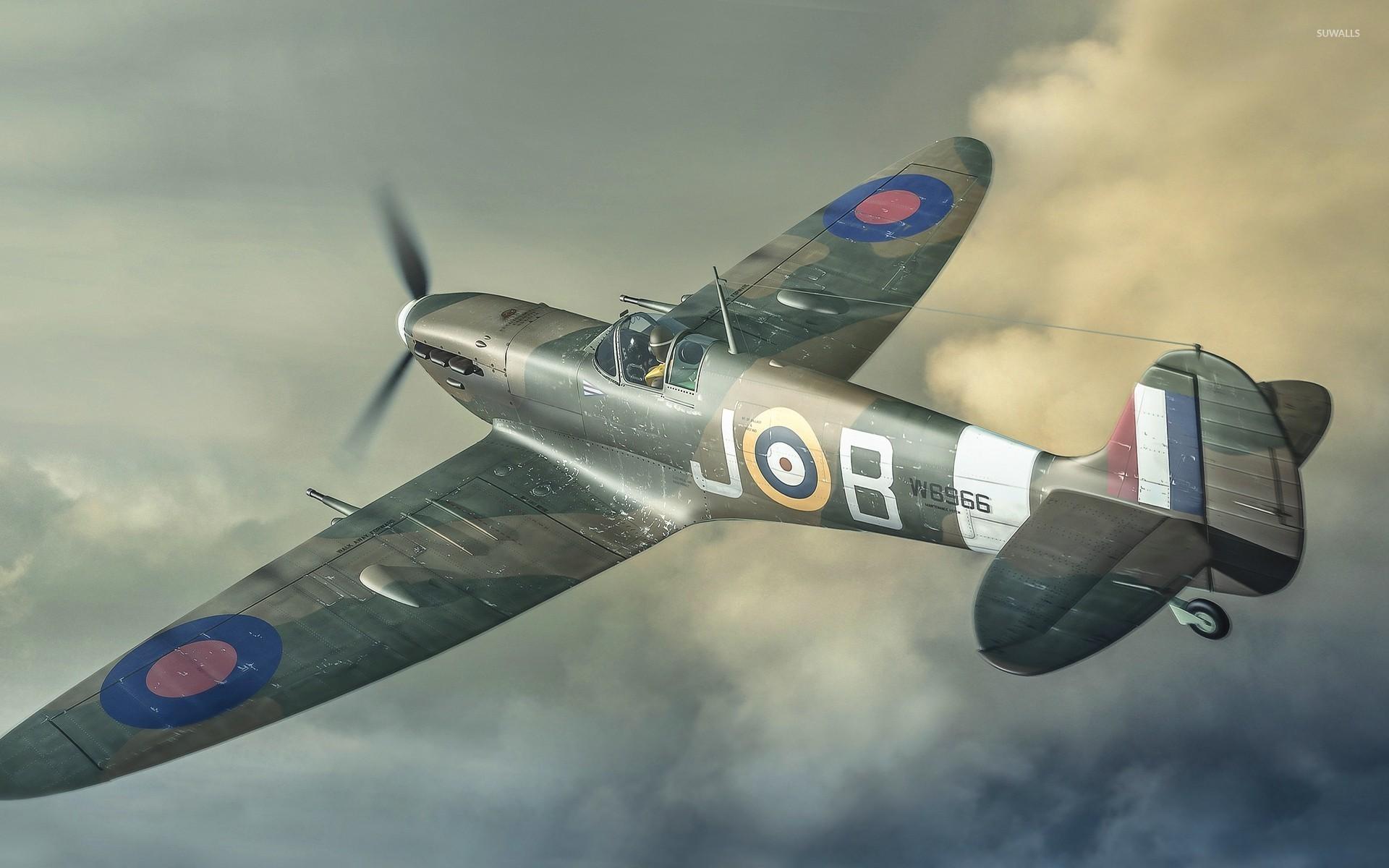 Res: 1920x1200, Supermarine Spitfire [12] wallpaper