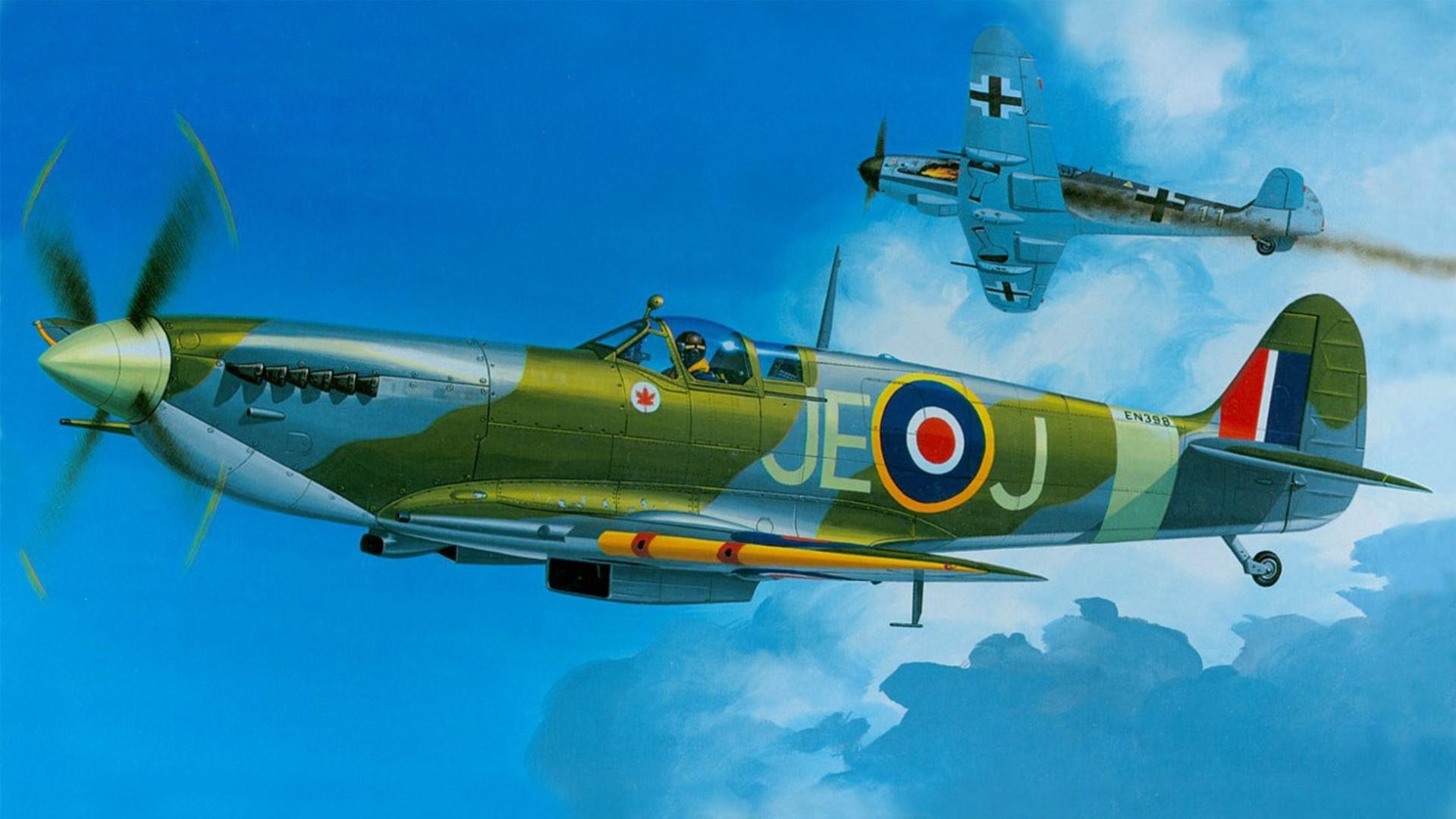 Res: 1920x1080, Supermarine Spitfire HD Wallpaper | Hintergrund |  | ID:435482 -  Wallpaper Abyss