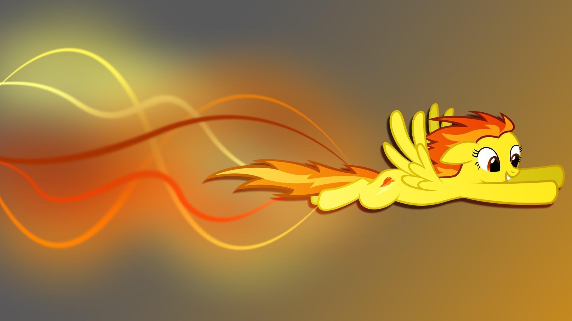 Res: 1920x1080, Little Pony: Freundschaft ist Magie Wonderbolts spitfire wallpaper