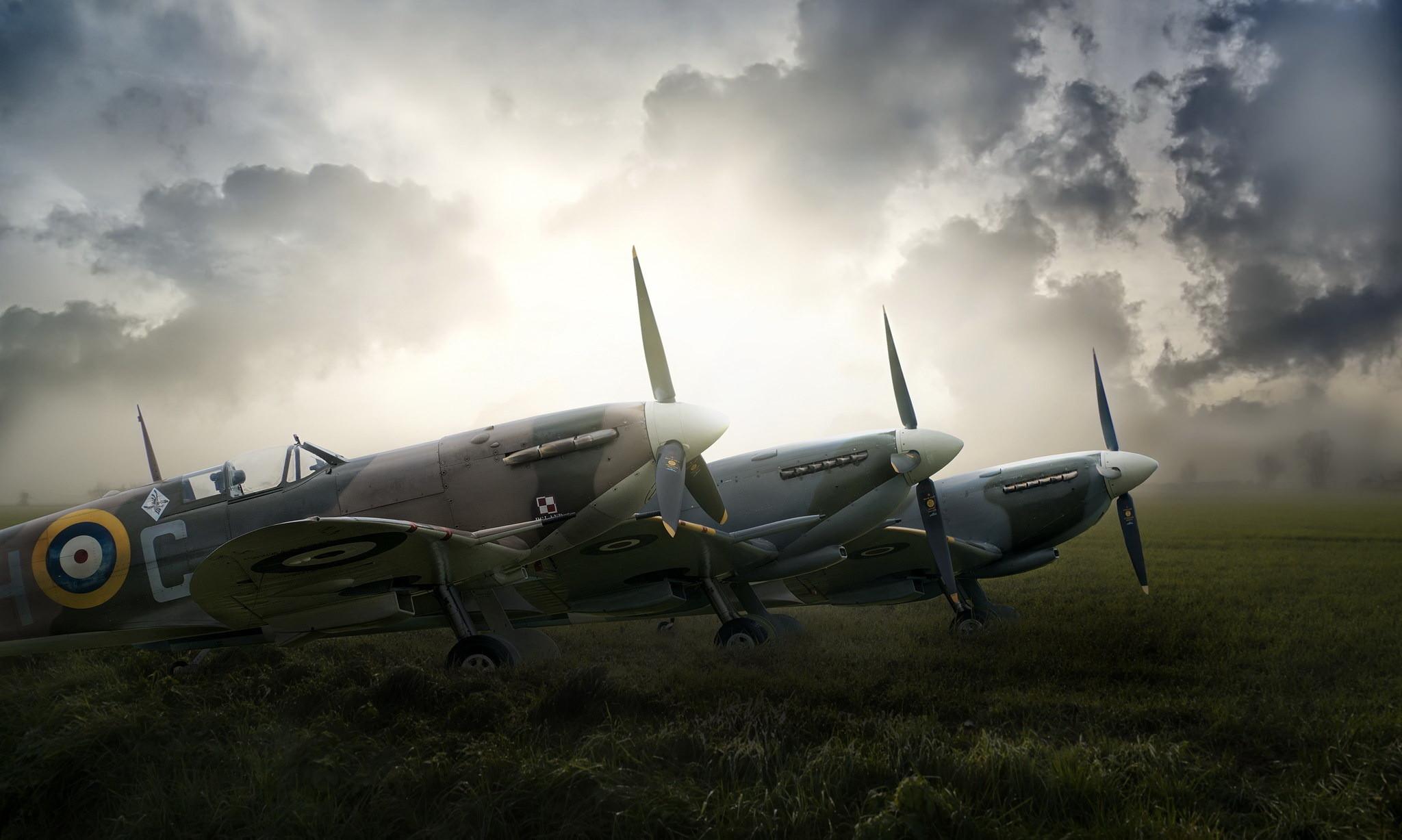Res: 2048x1227, Supermarine Spitfire HD Wallpaper | Hintergrund |  | ID:724820 -  Wallpaper Abyss