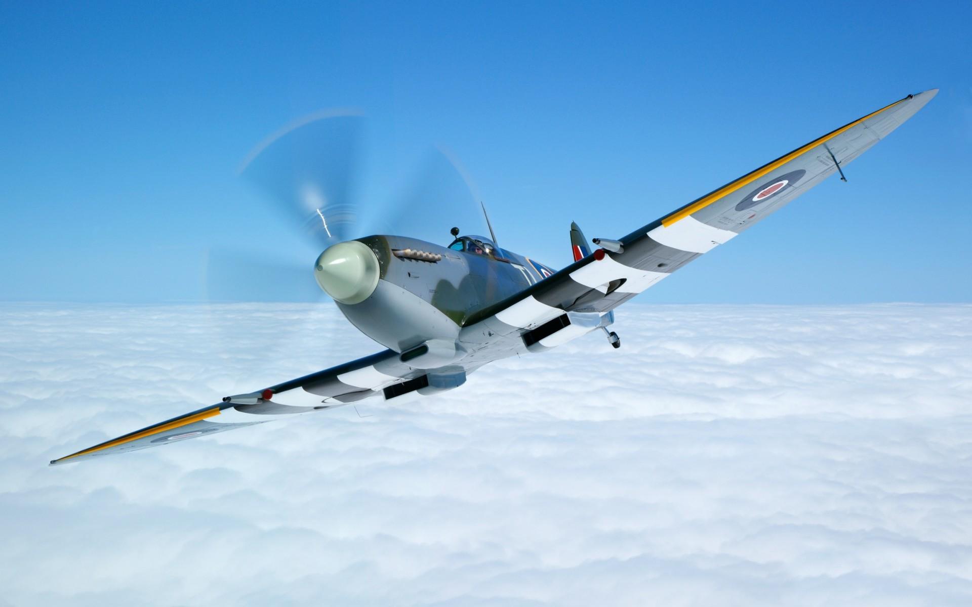 Res: 1920x1200, Wallpaper of Aircraft, Supermarine Spitfire, Warplane background & HD image