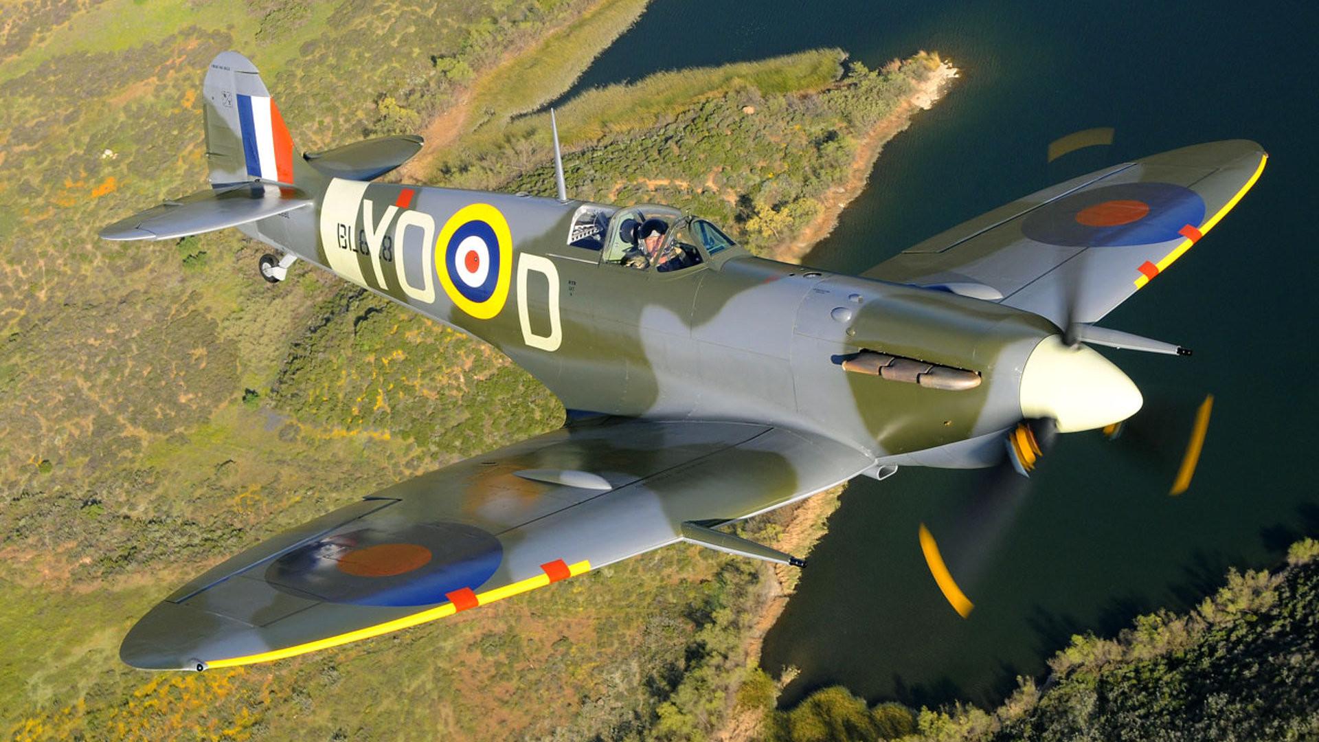 Res: 1920x1080, Supermarine Spitfire HD Wallpaper | Hintergrund |  | ID:204957 -  Wallpaper Abyss