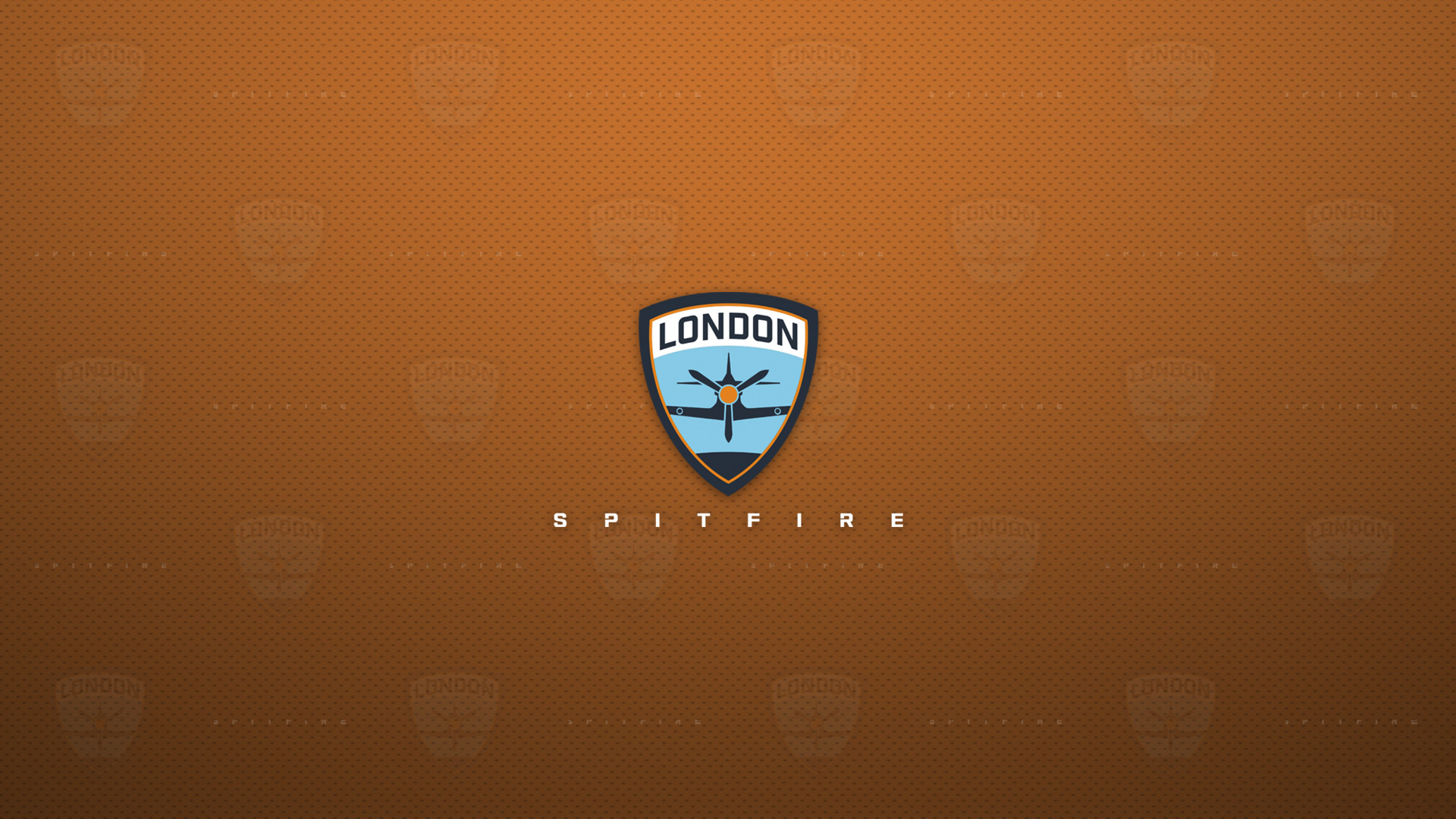 Res: 1920x1080, London Spitfire Desktop and Mobile Wallpapers (Blue, Navy and Orange)