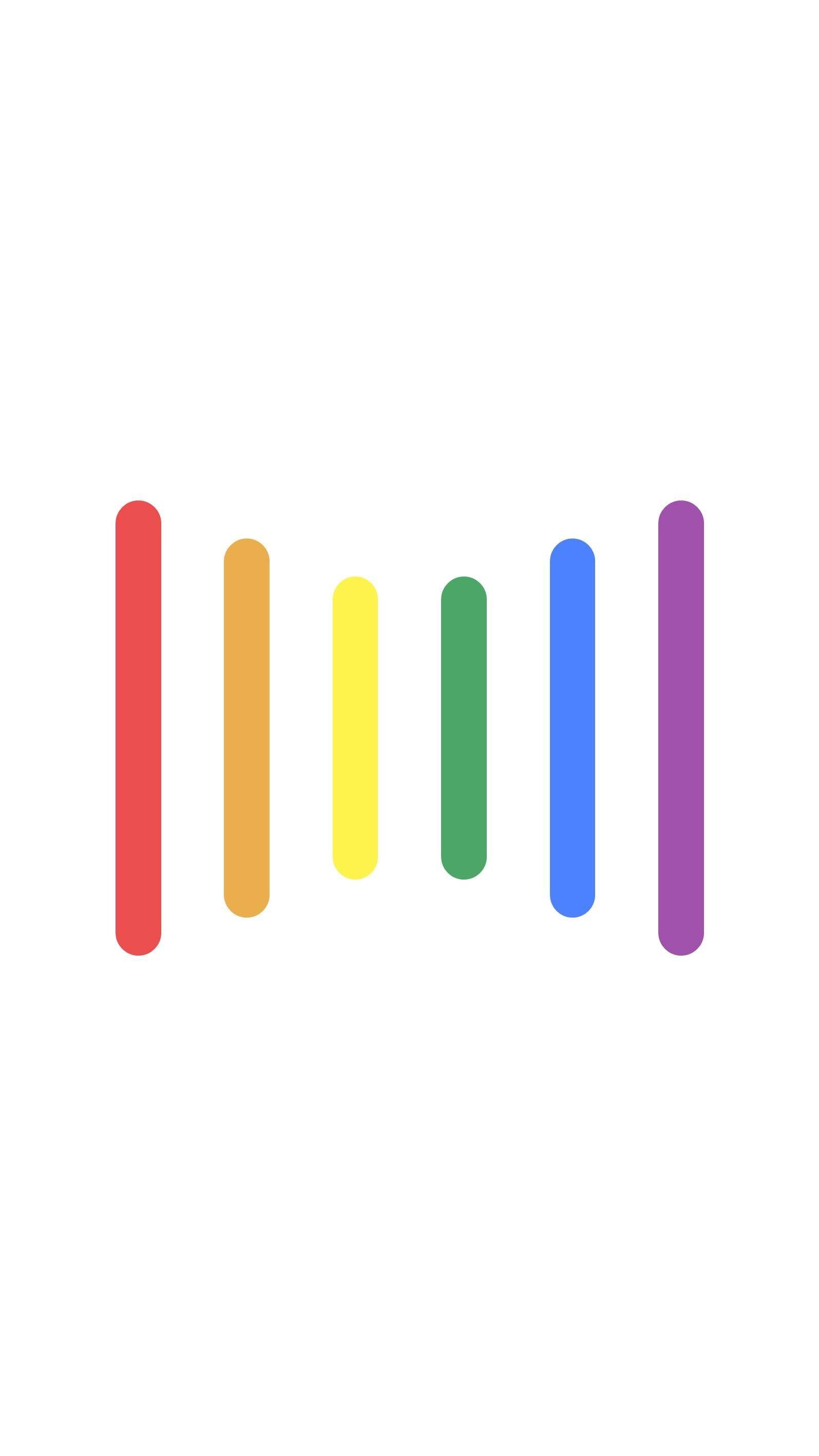 Res: 1595x2834, iPhone wallpaper rainbow pride Gay lesbian   pride   Pinterest .