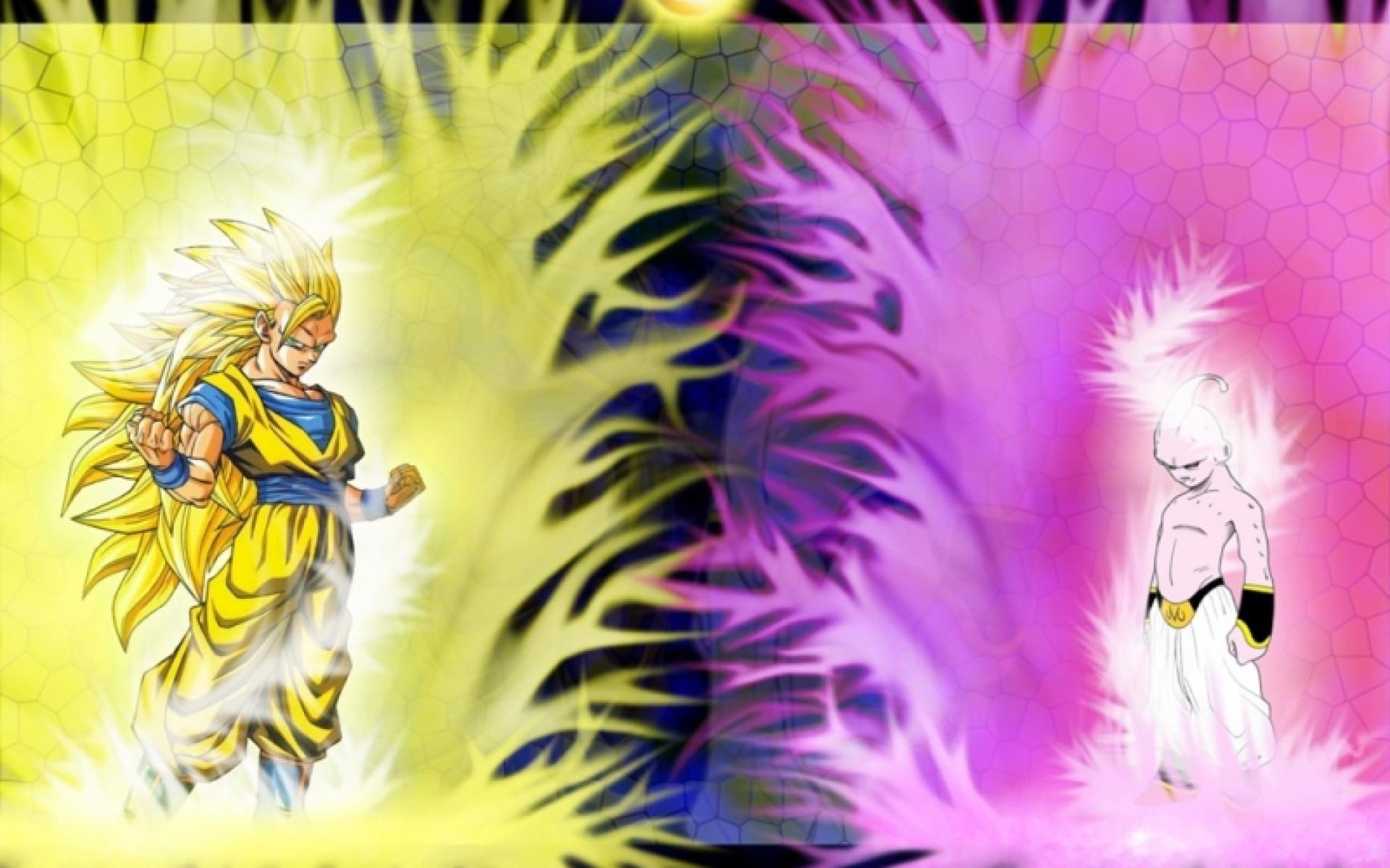 Res: 1920x1200, ...  Goku Vs Kid Buu 800446