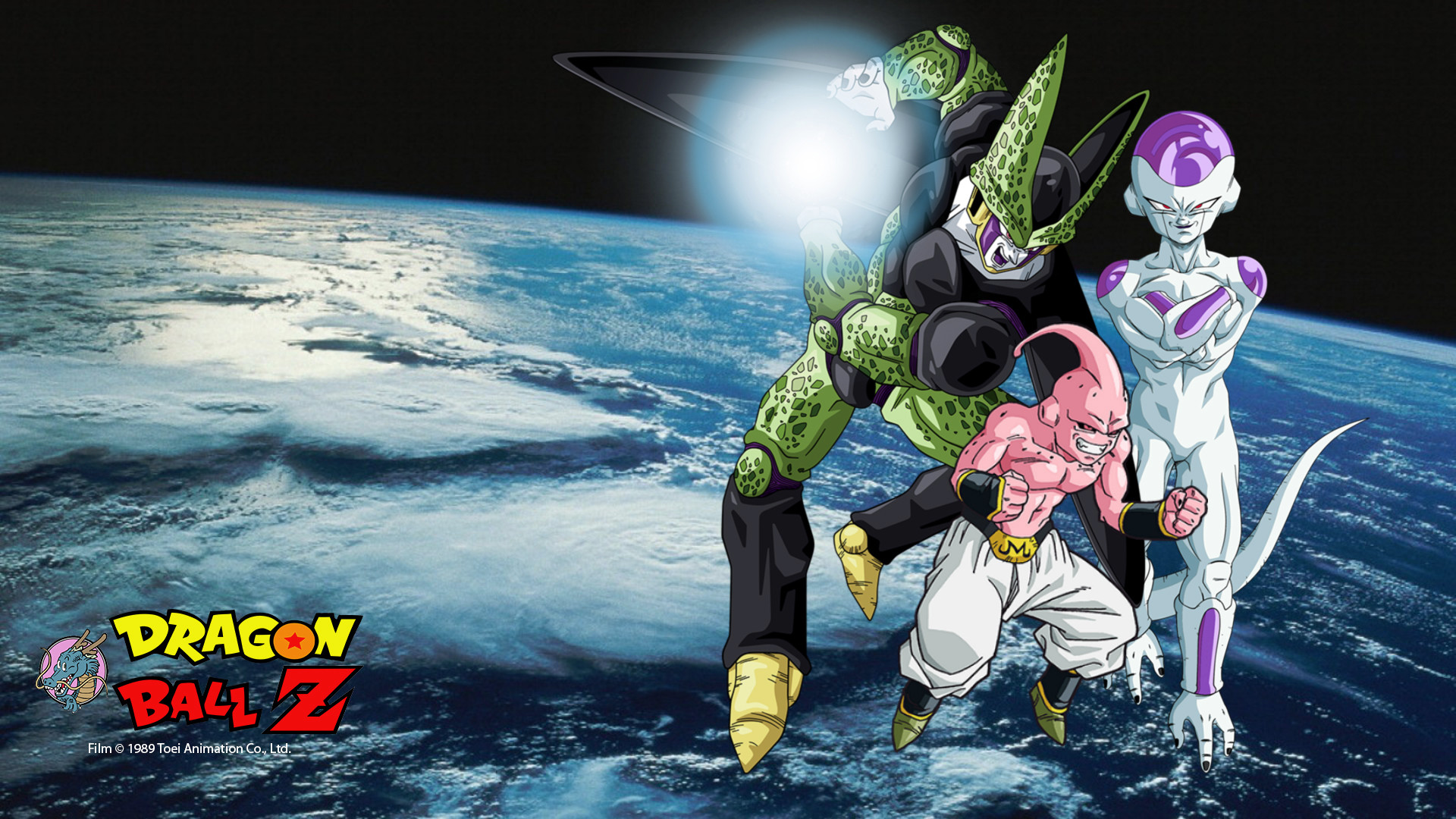 Res: 1920x1080, Frieza, Cell, Buu and Earth HD Wallpaper | Hintergrund |  |  ID:670863 - Wallpaper Abyss