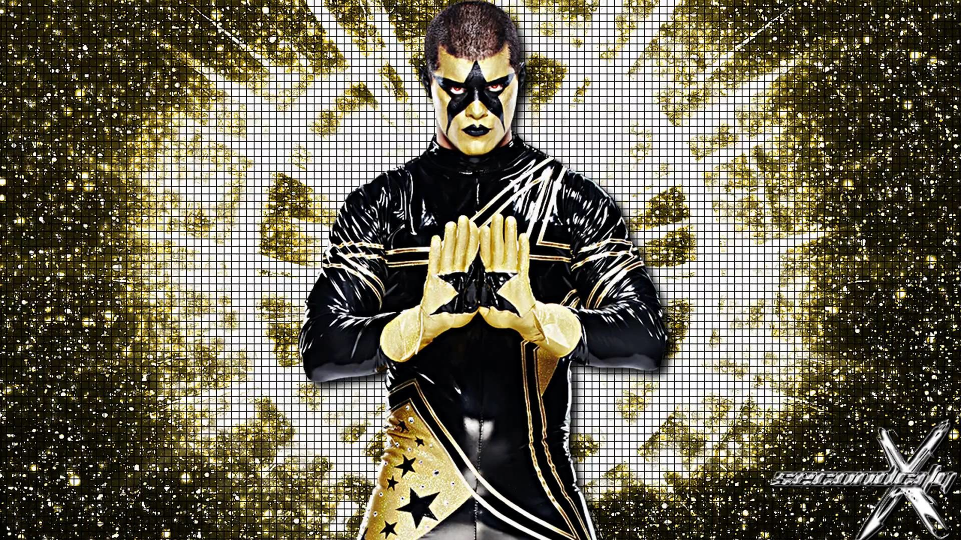 Res: 1920x1080, WWE superstars Hintergrund called Stardust