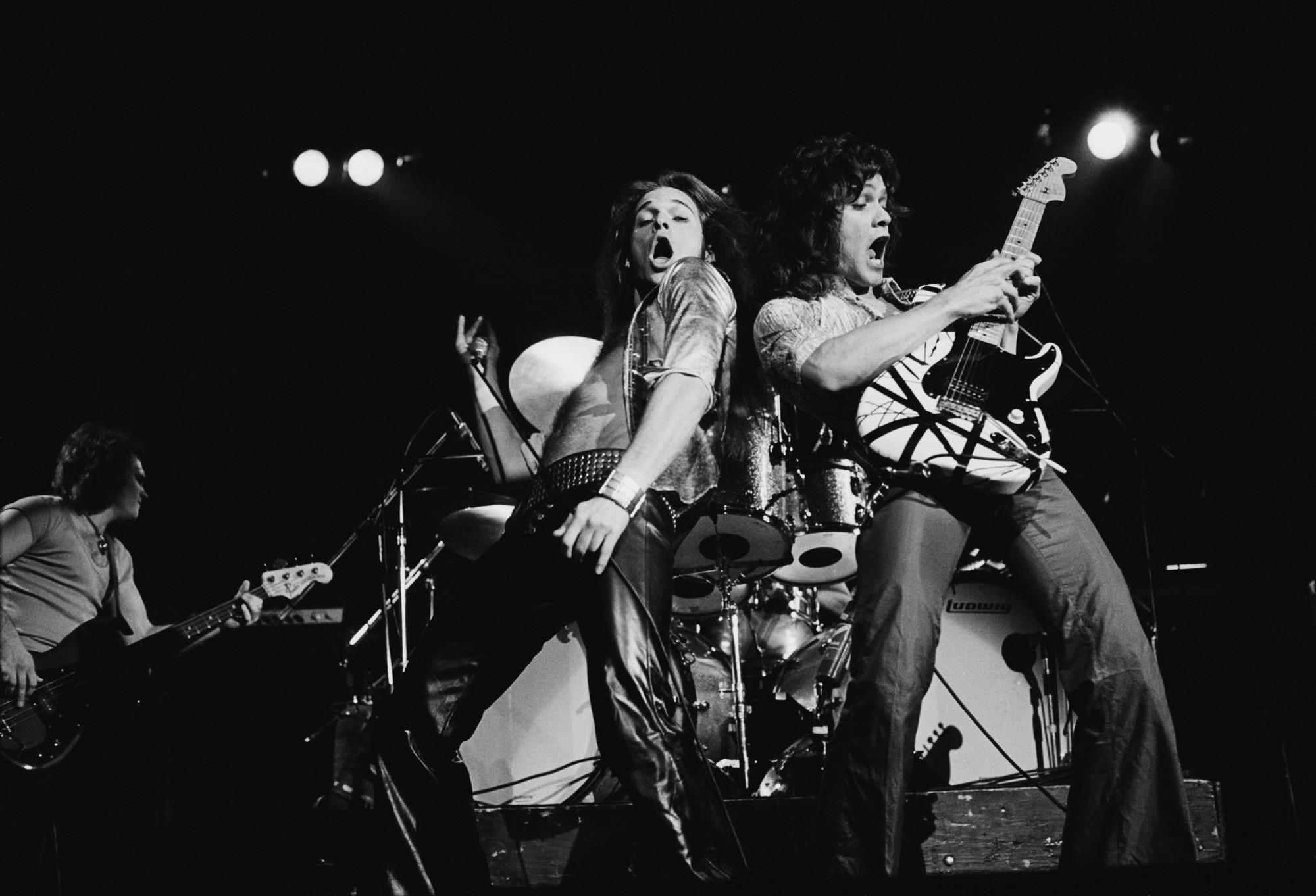 Res: 2000x1362, HD Wallpaper | Background Image ID:772359.  Music Van Halen