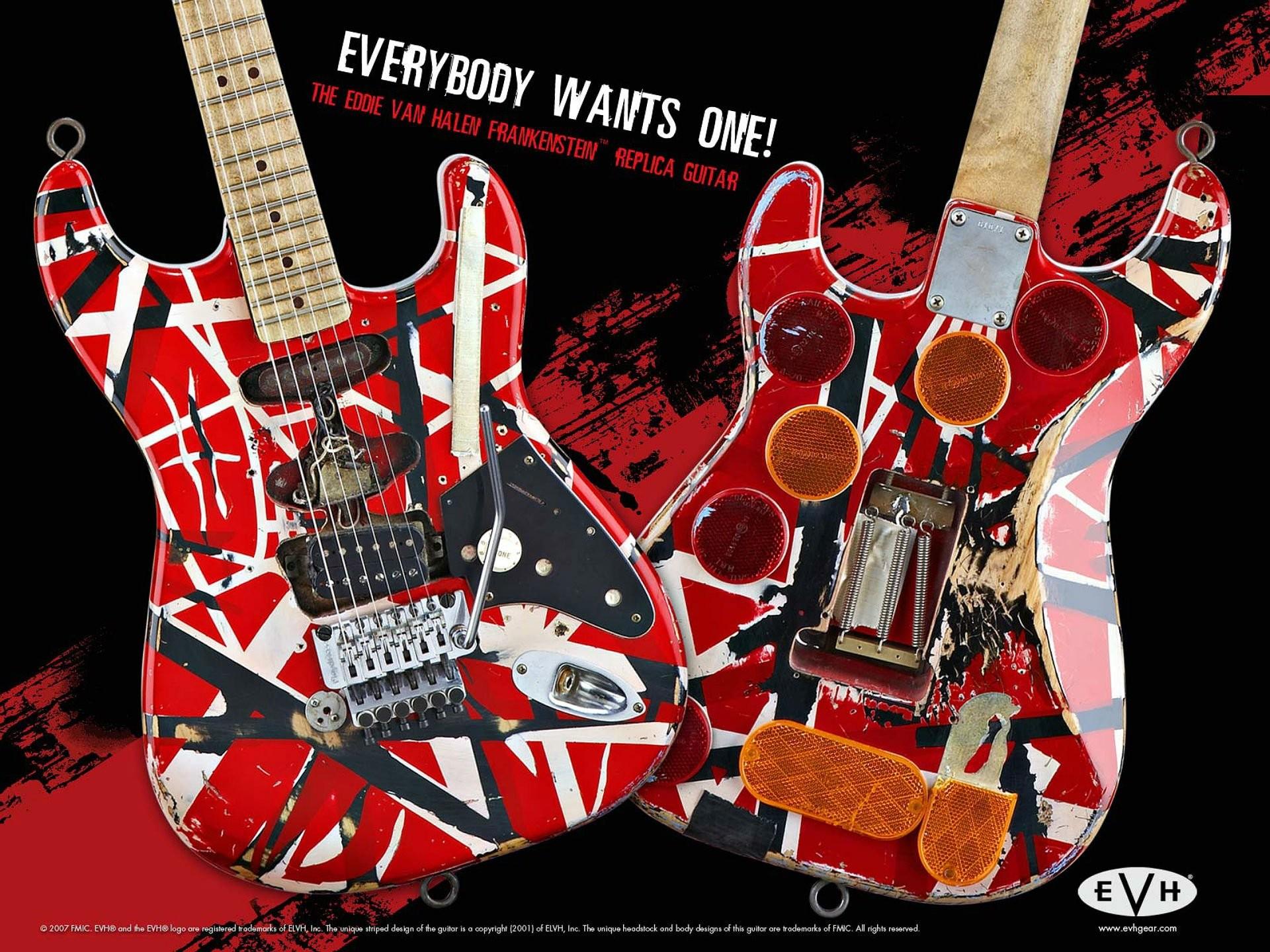 Res: 1920x1440, VAN HALEN hard rock heavy metal classic guitar wallpaper |  |  366466 | WallpaperUP