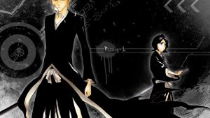 Ichigo Rukia wallpapers