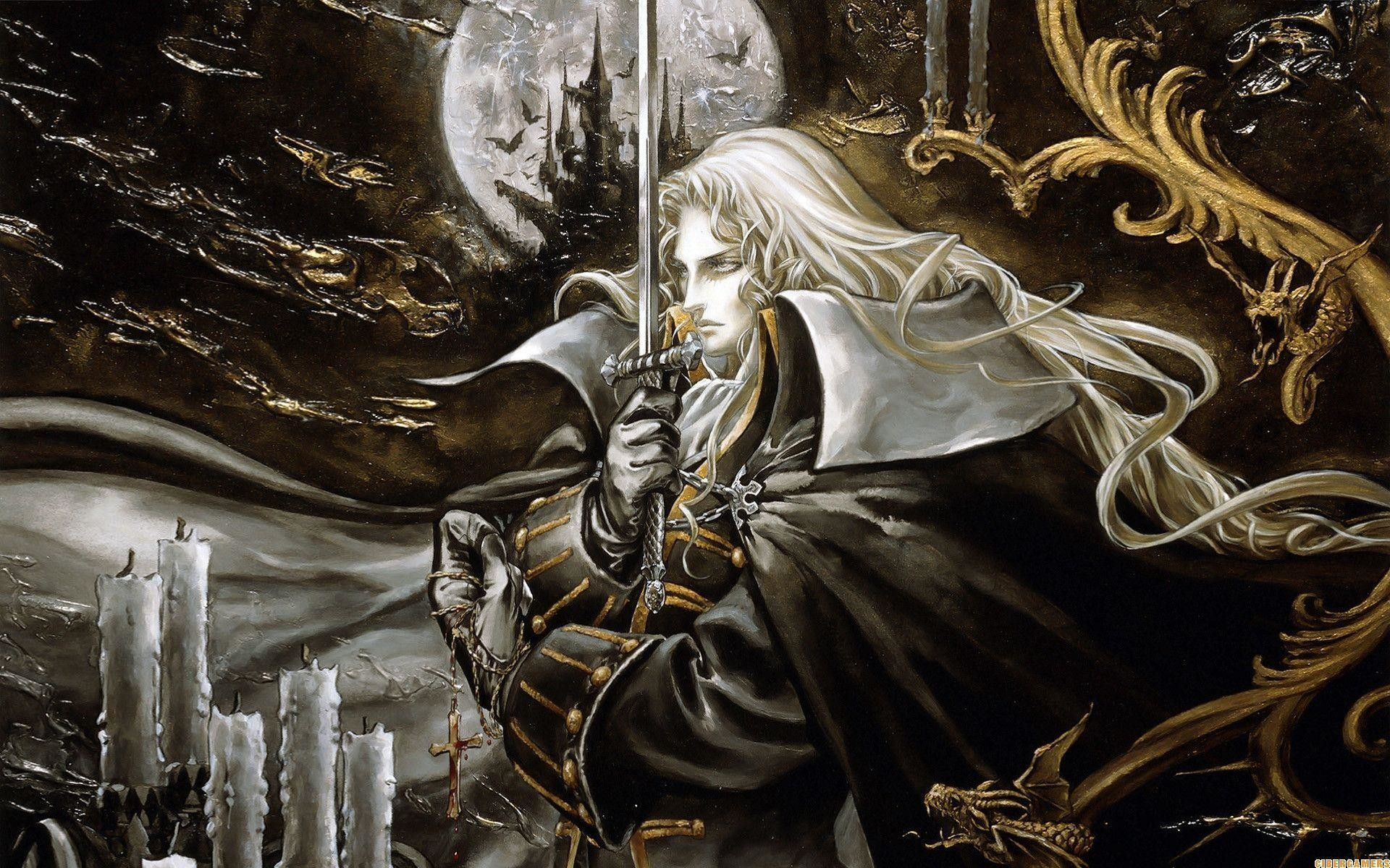 Res: 1920x1200, 107 Castlevania Wallpapers | Castlevania Backgrounds Page 3