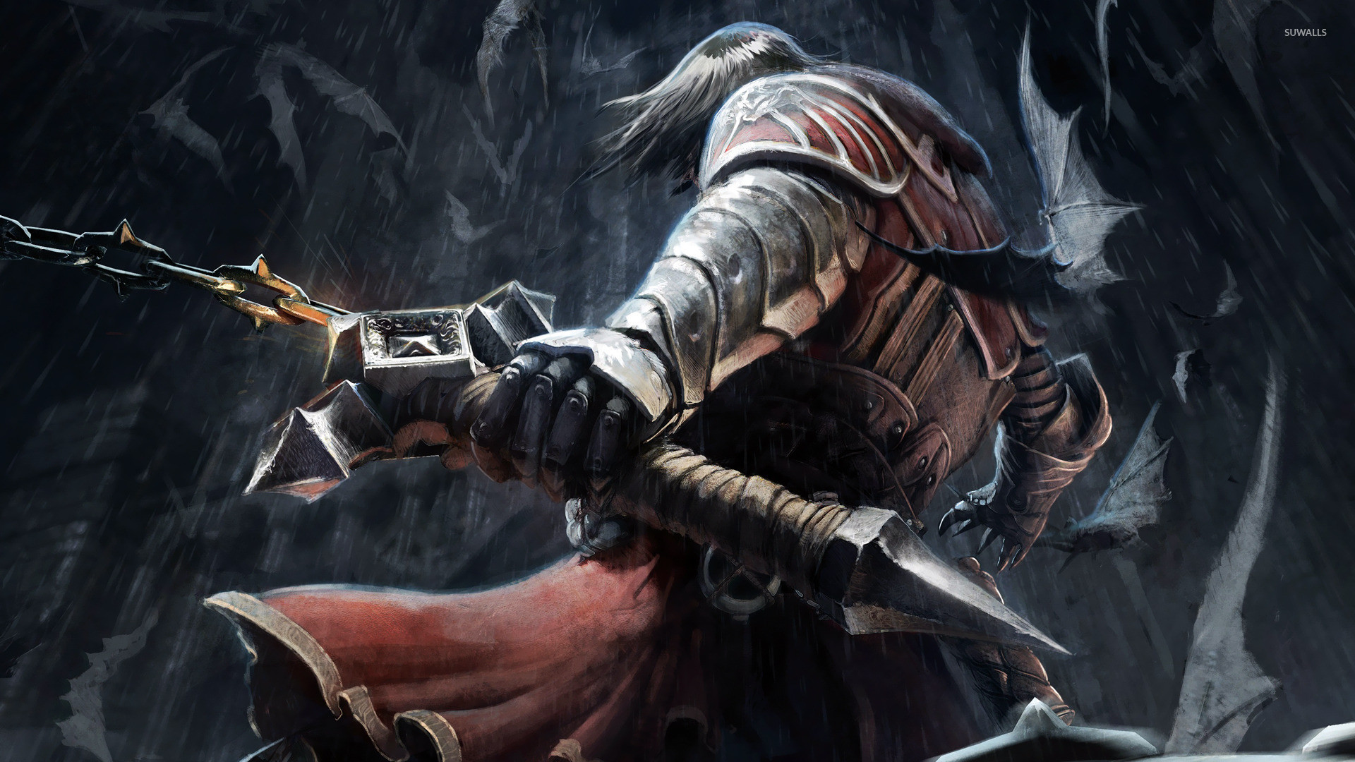 Res: 1920x1080, Castlevania: Lords of Shadow wallpaper